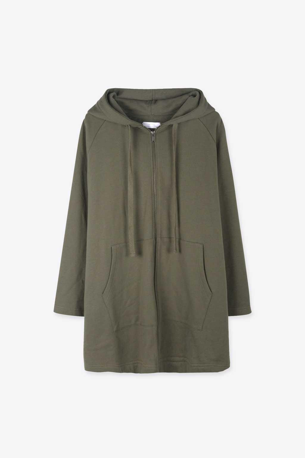 Hoodie 1432 Olive 10