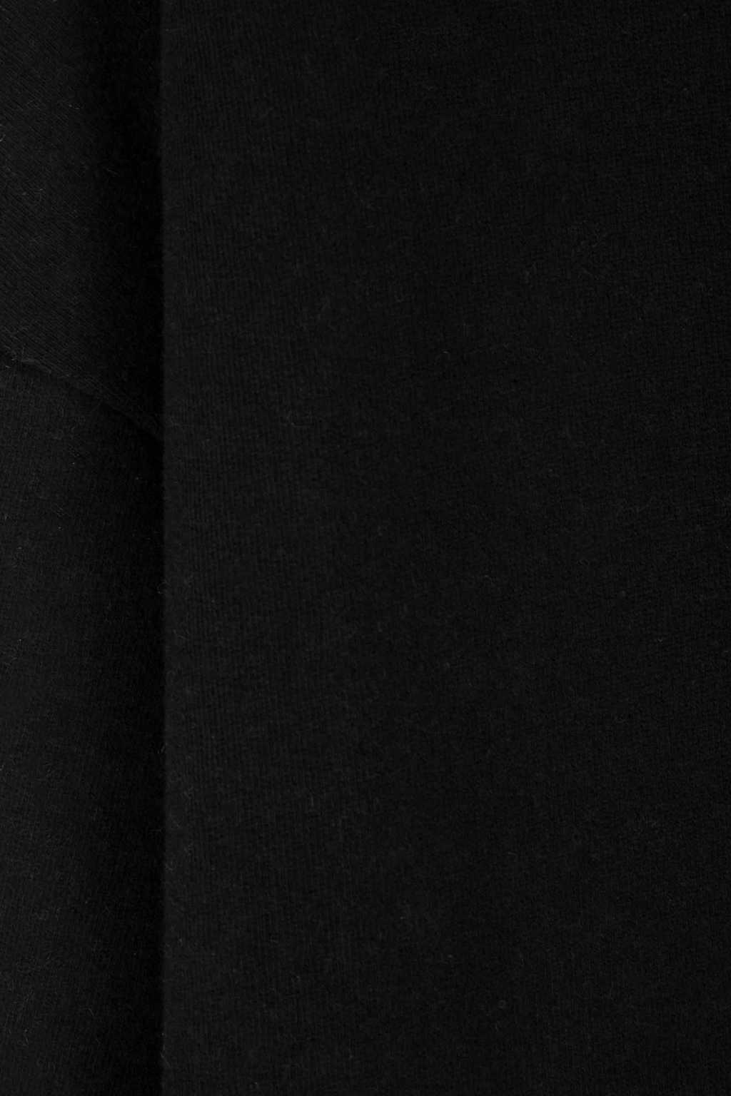 Hoodie Dress 1659 Black 13