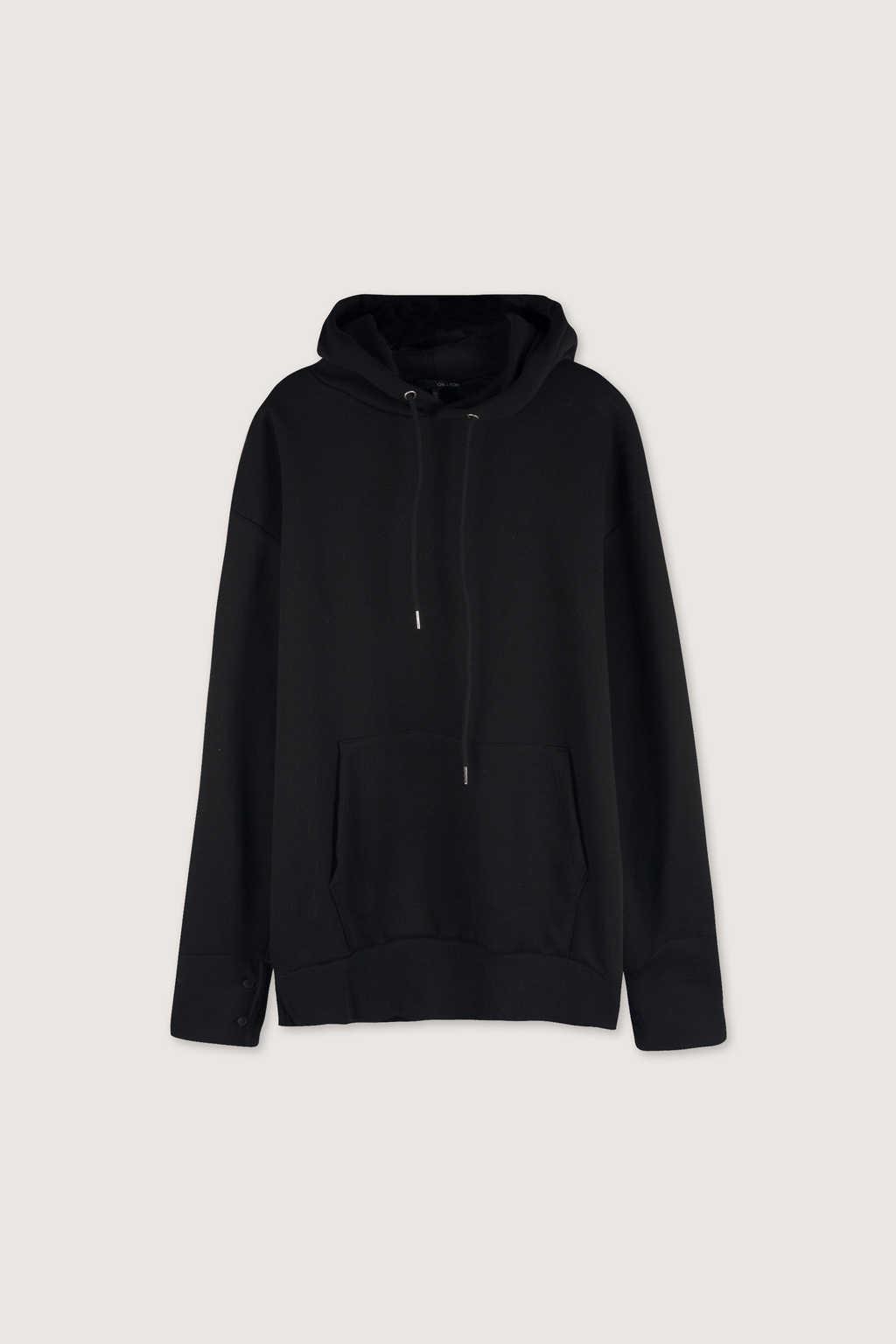 Hoodie H105 Black 11