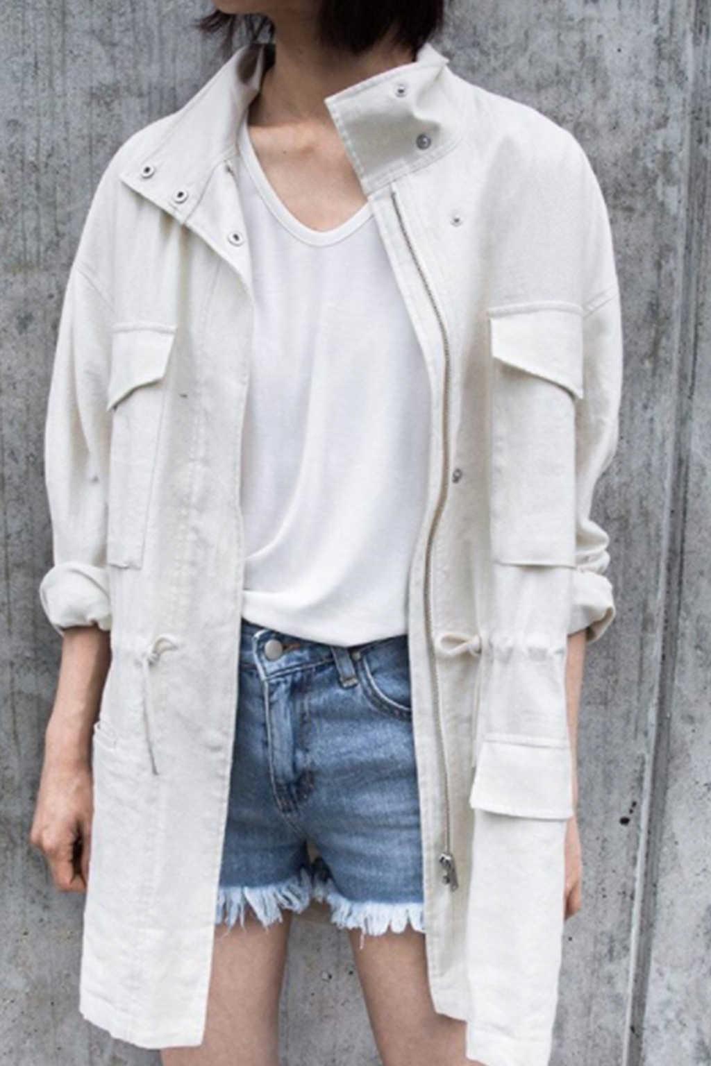 Jacket 1107 Off White 1