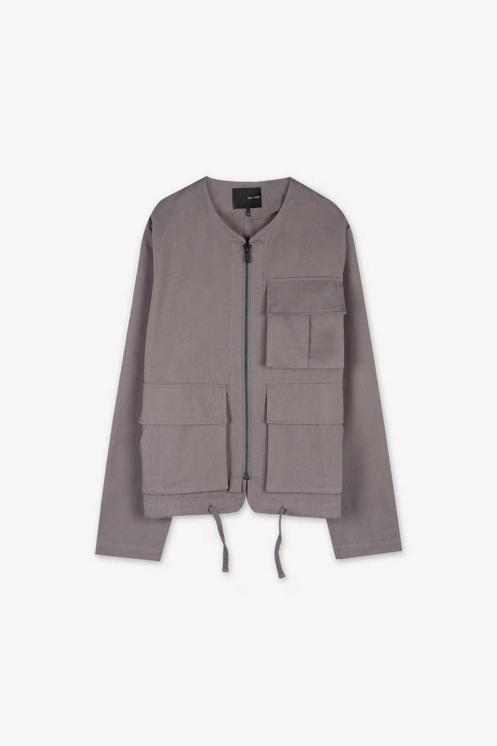 Jacket 1130 Gray 5