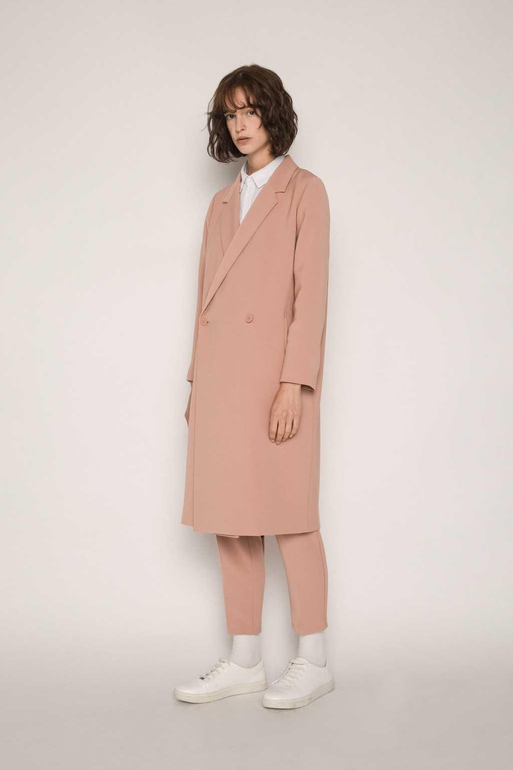 Jacket 1463 Pink 2