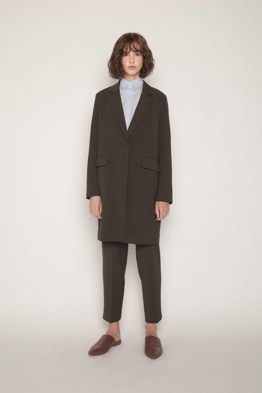 Jacket 1897 Olive 1