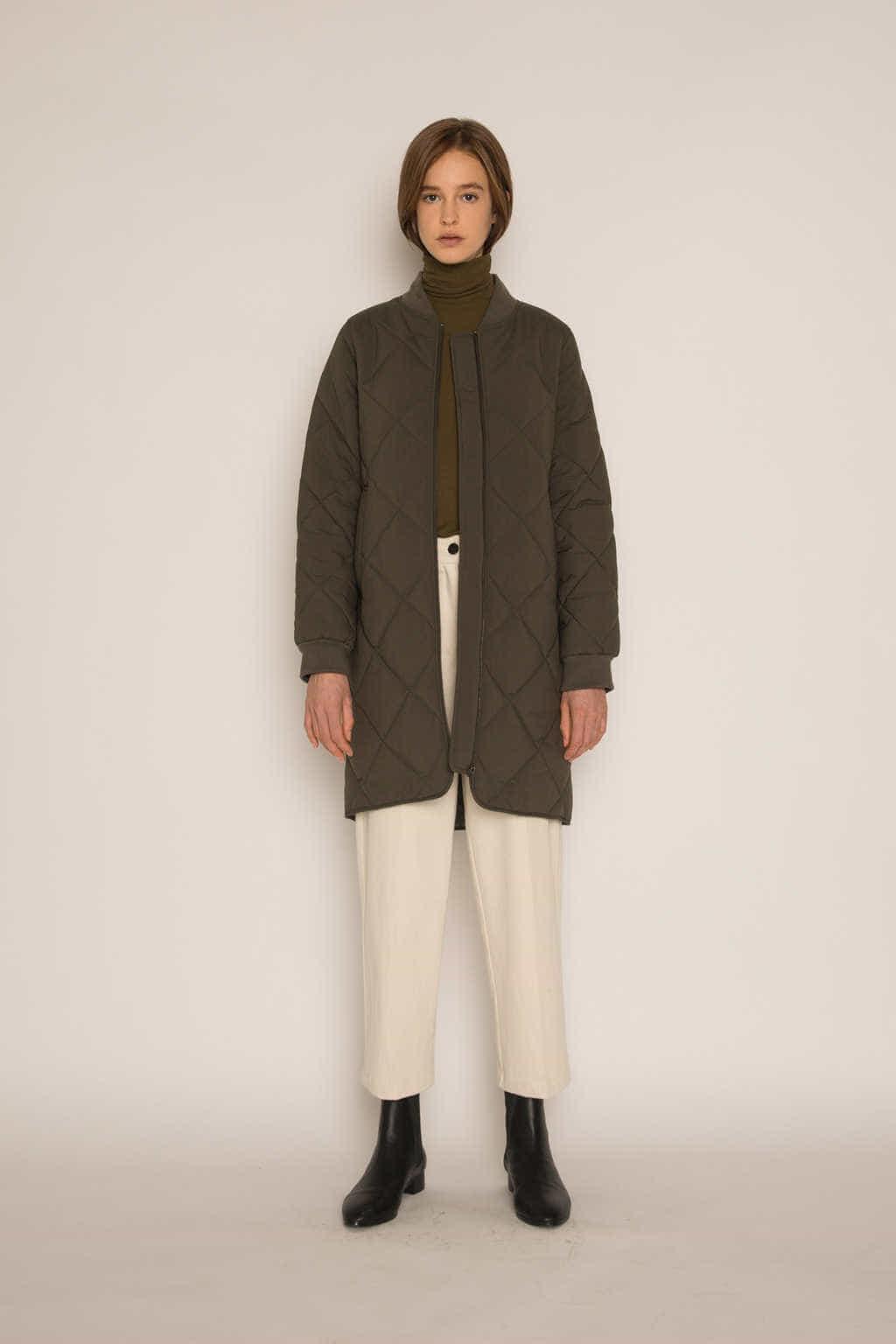 Jacket 1944 Olive 2