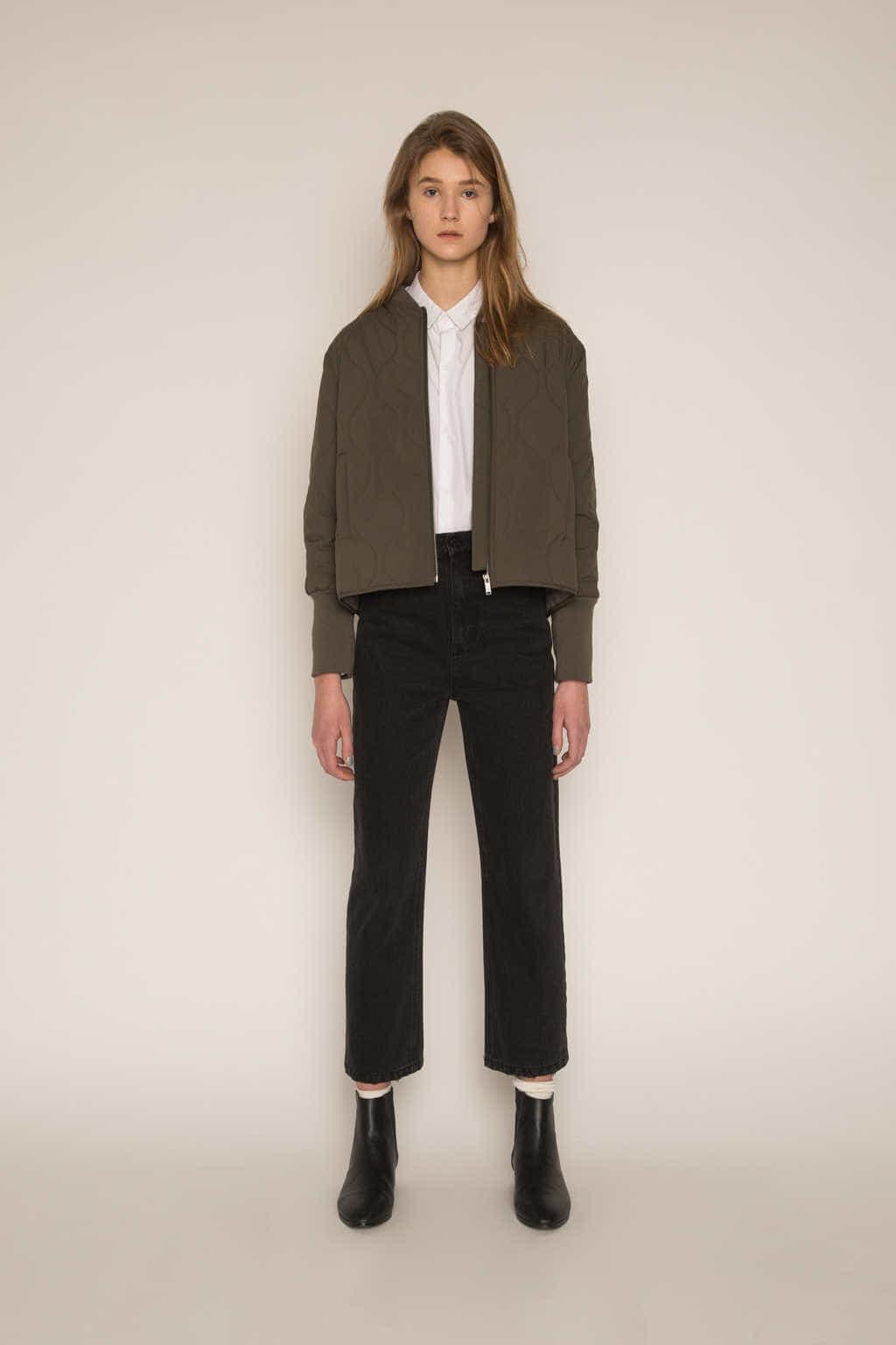 Jacket 2015 Olive 2