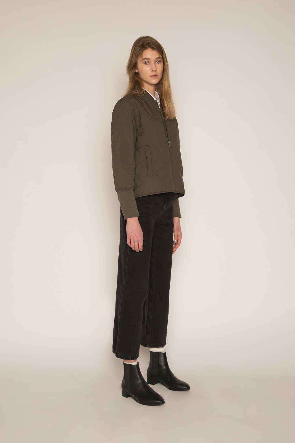 Jacket 2015 Olive 4