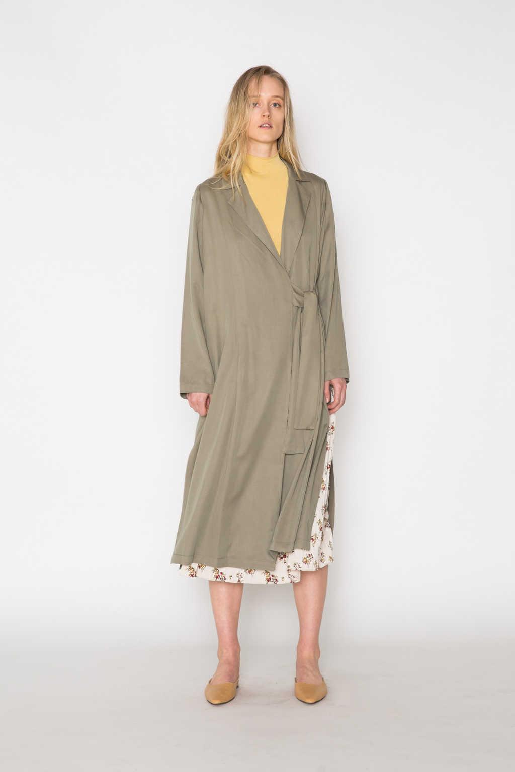 Jacket 2095 Olive 1