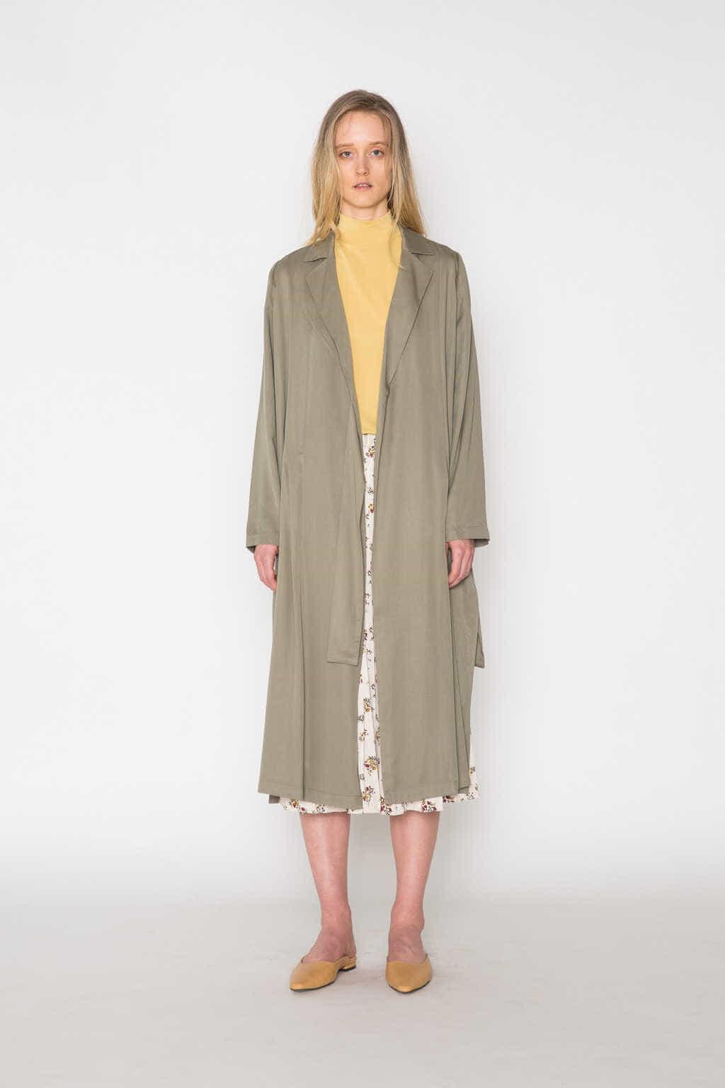Jacket 2095 Olive 2