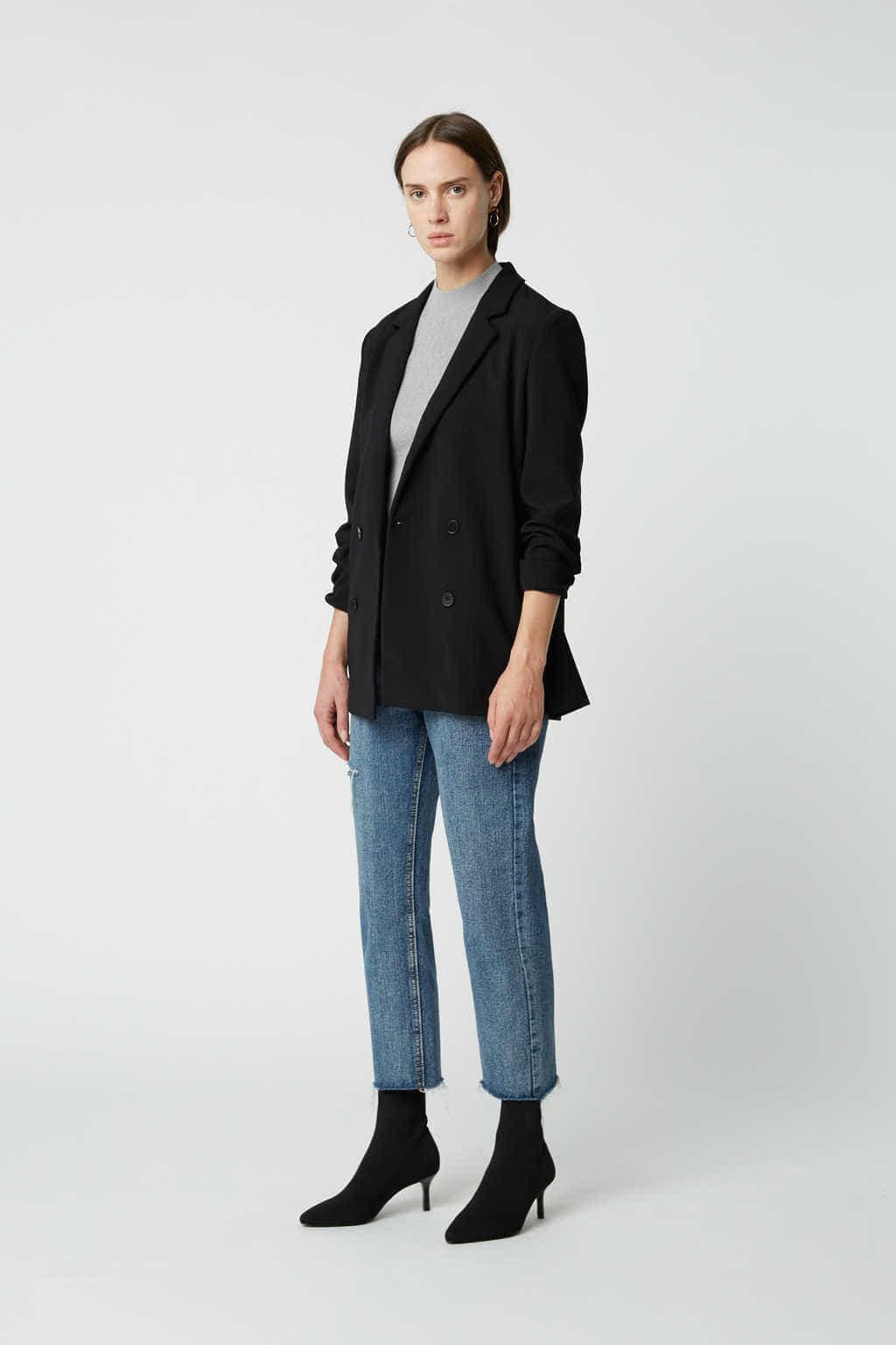 Jacket 2747 Black 1
