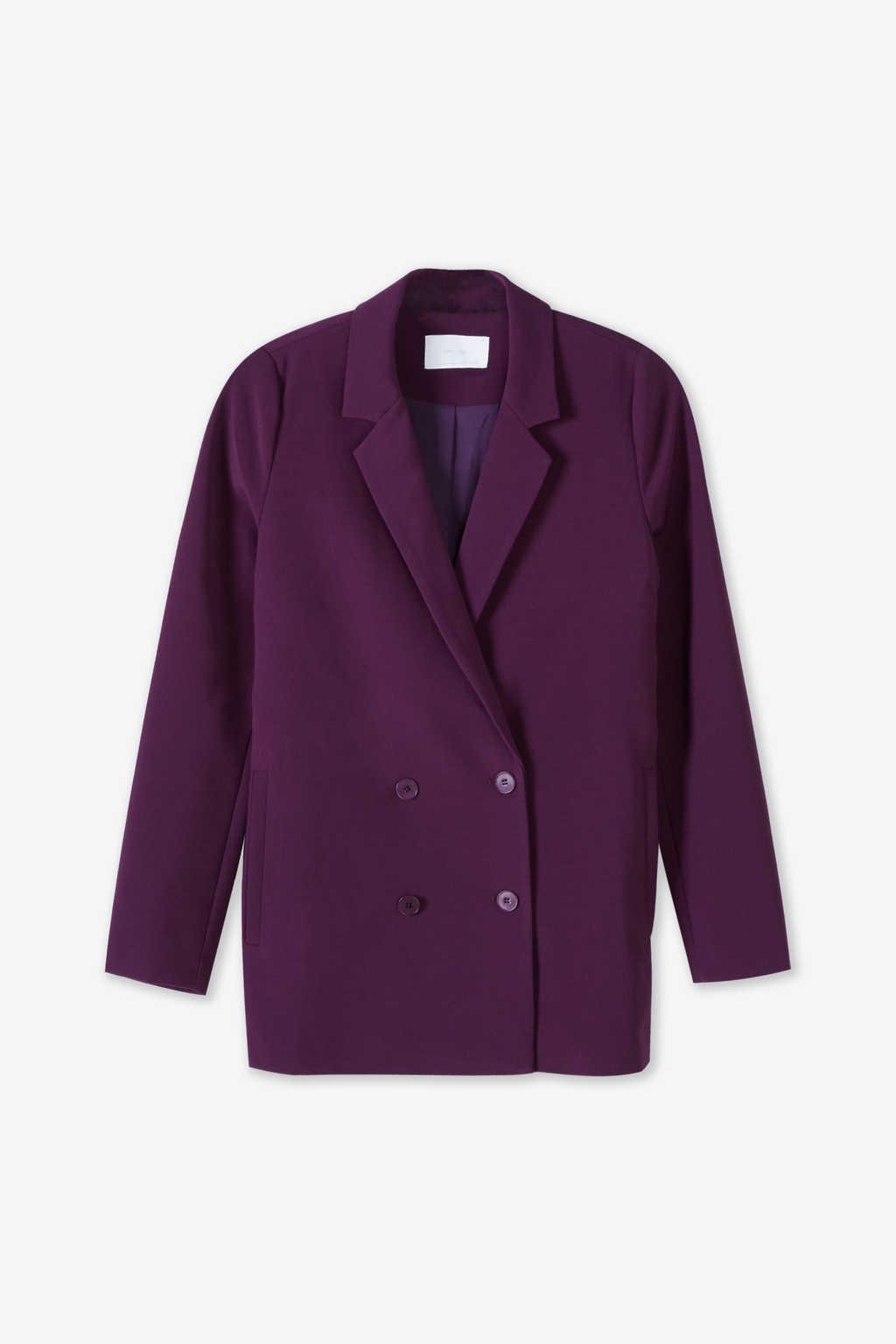 Jacket 2747 Purple 11
