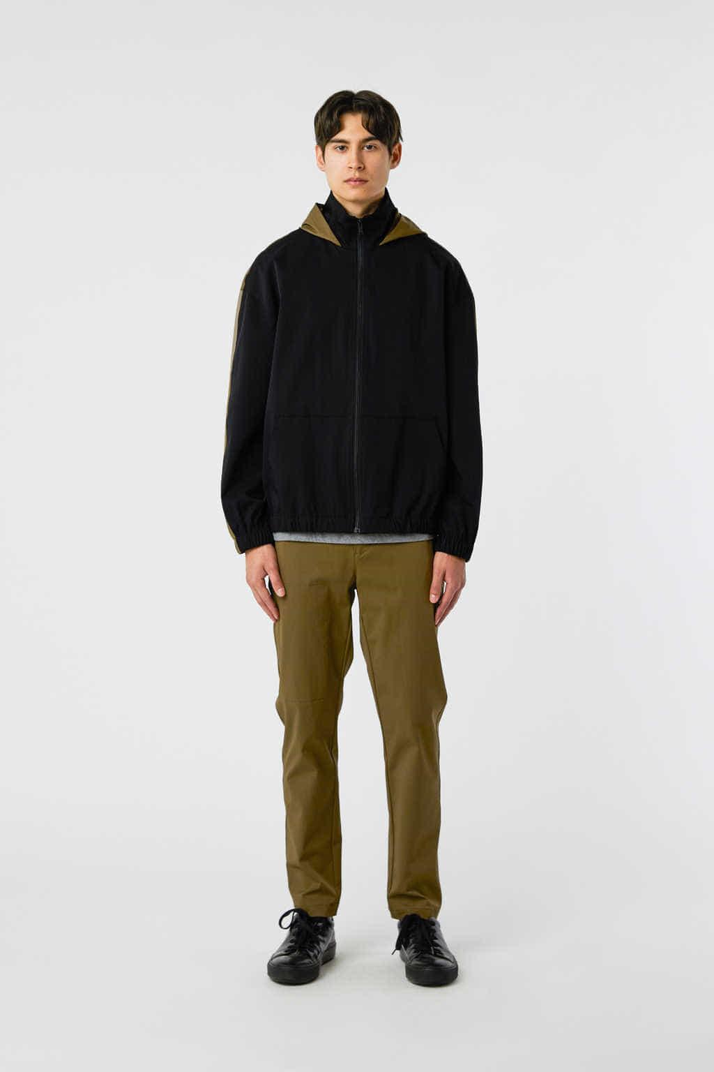 Jacket 3015 Black 1