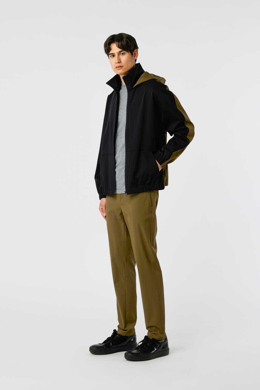 Jacket 3015 Black 2