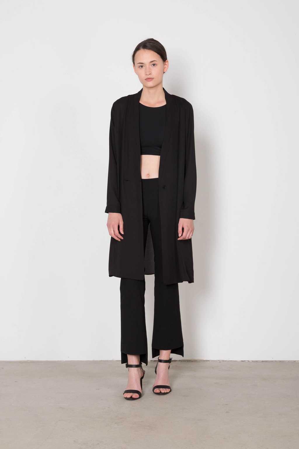 Jacket 4095 Black 3