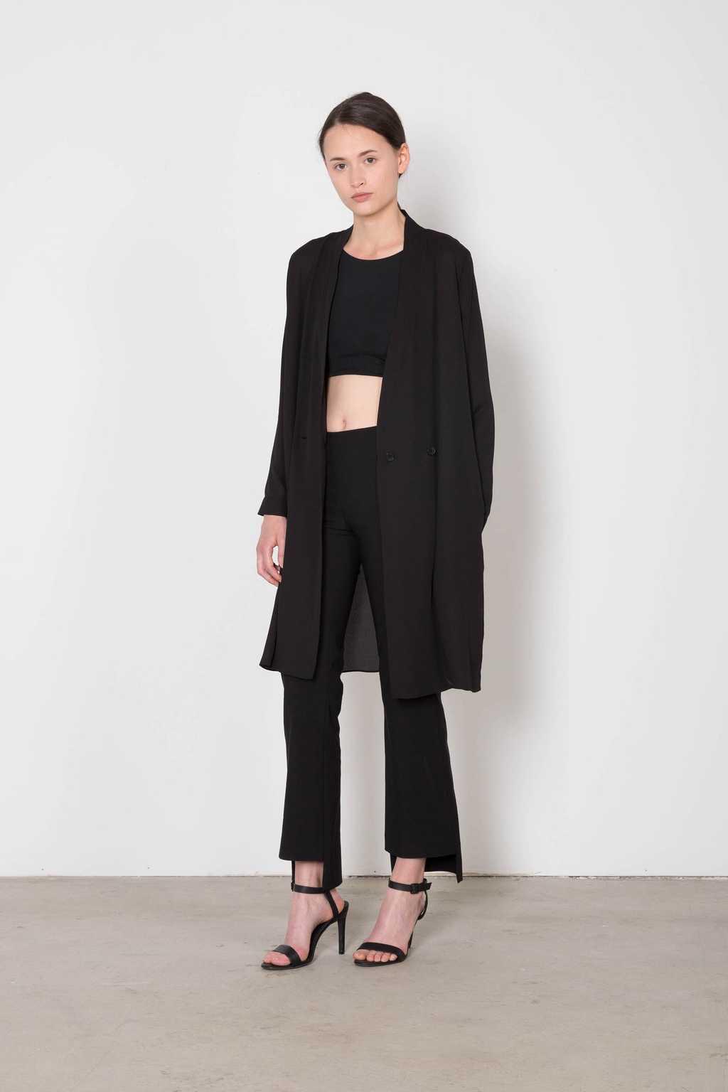 Jacket 4095 Black 4