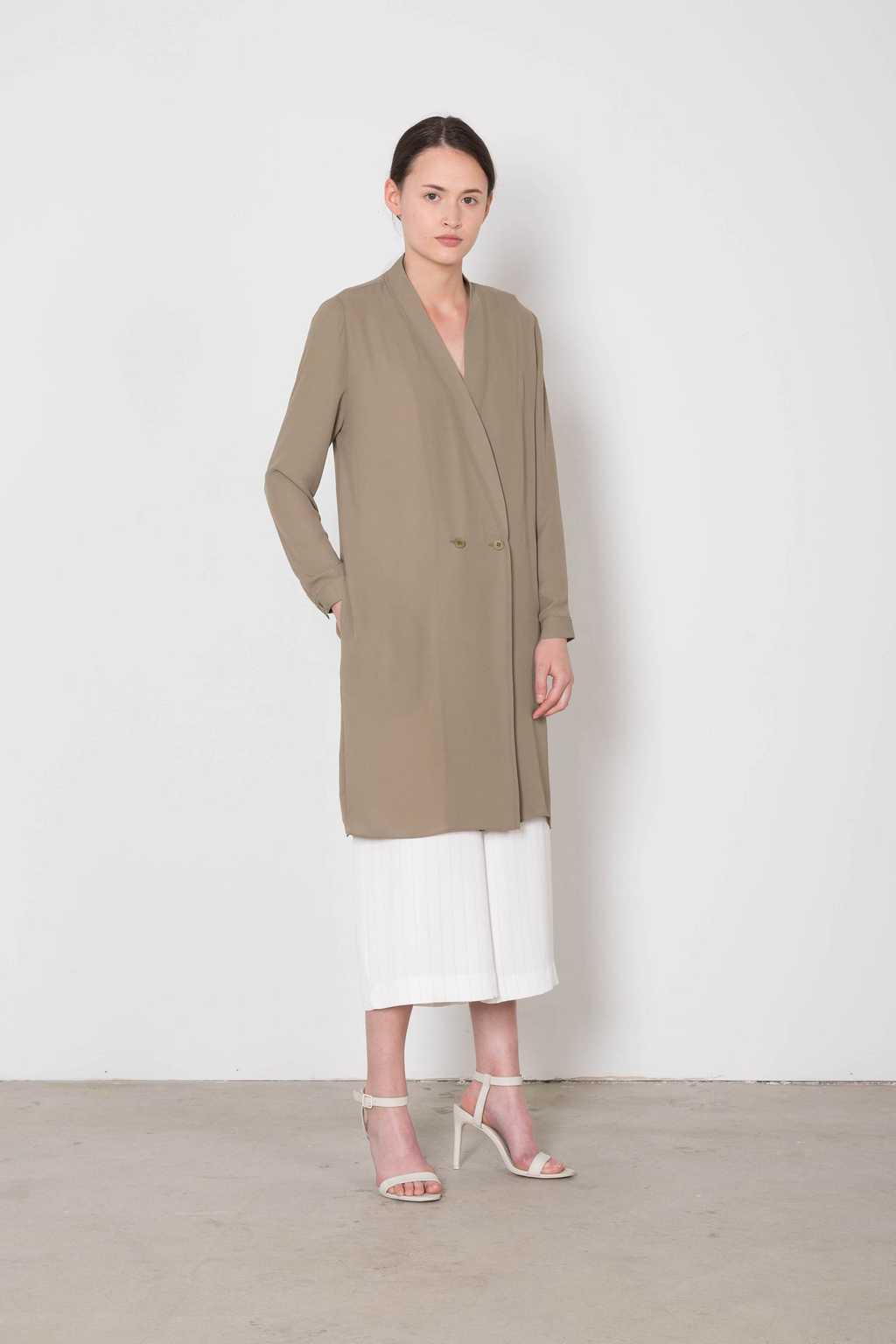 Jacket 4095 Olive 1
