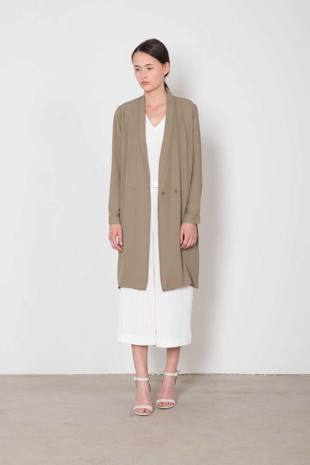 Jacket 4095 Olive 2