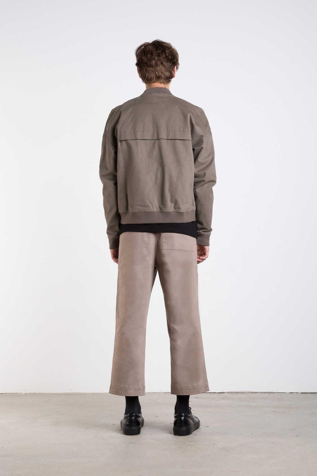 Jacket 4156 Olive 3