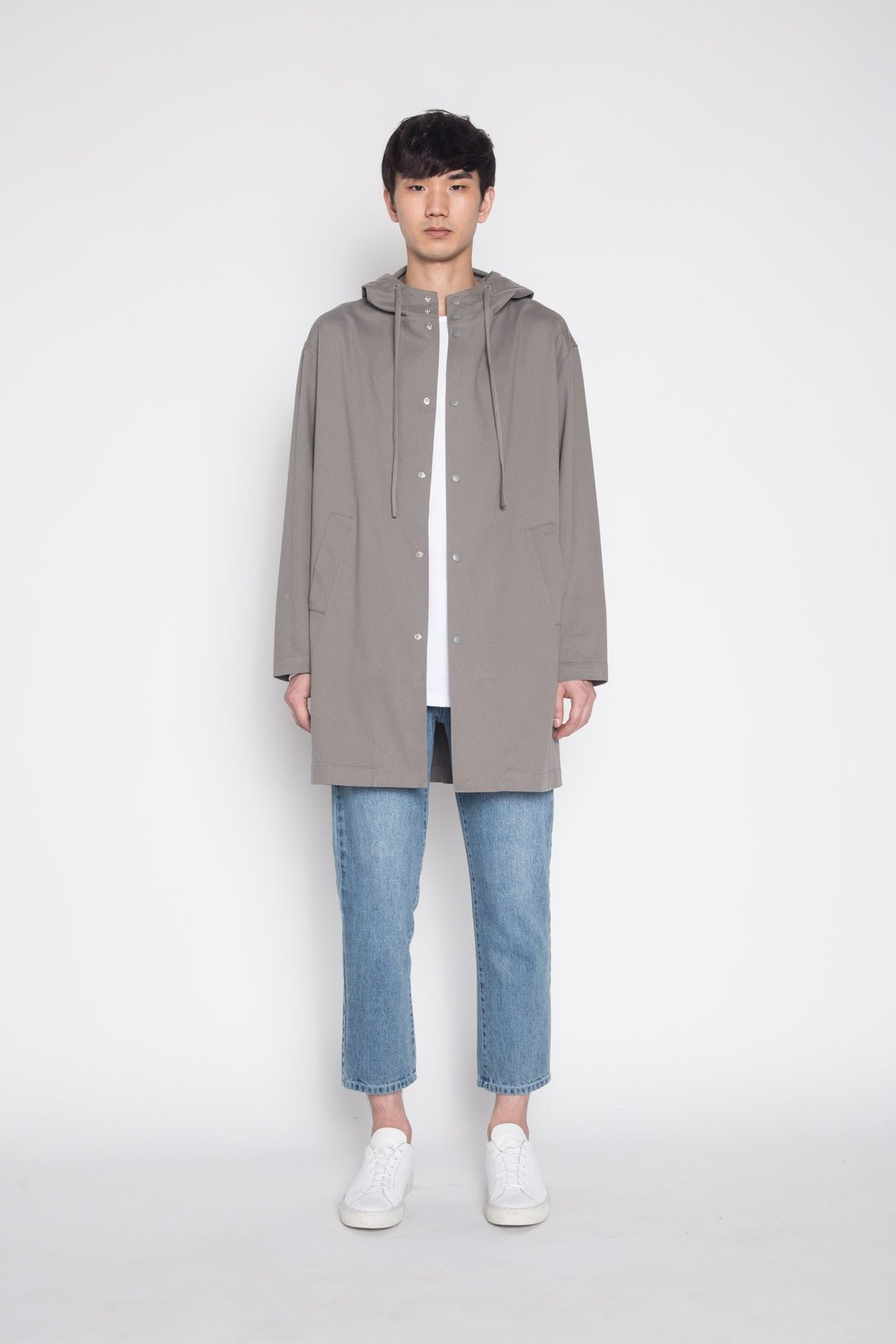 Jacket 575M Gray 1