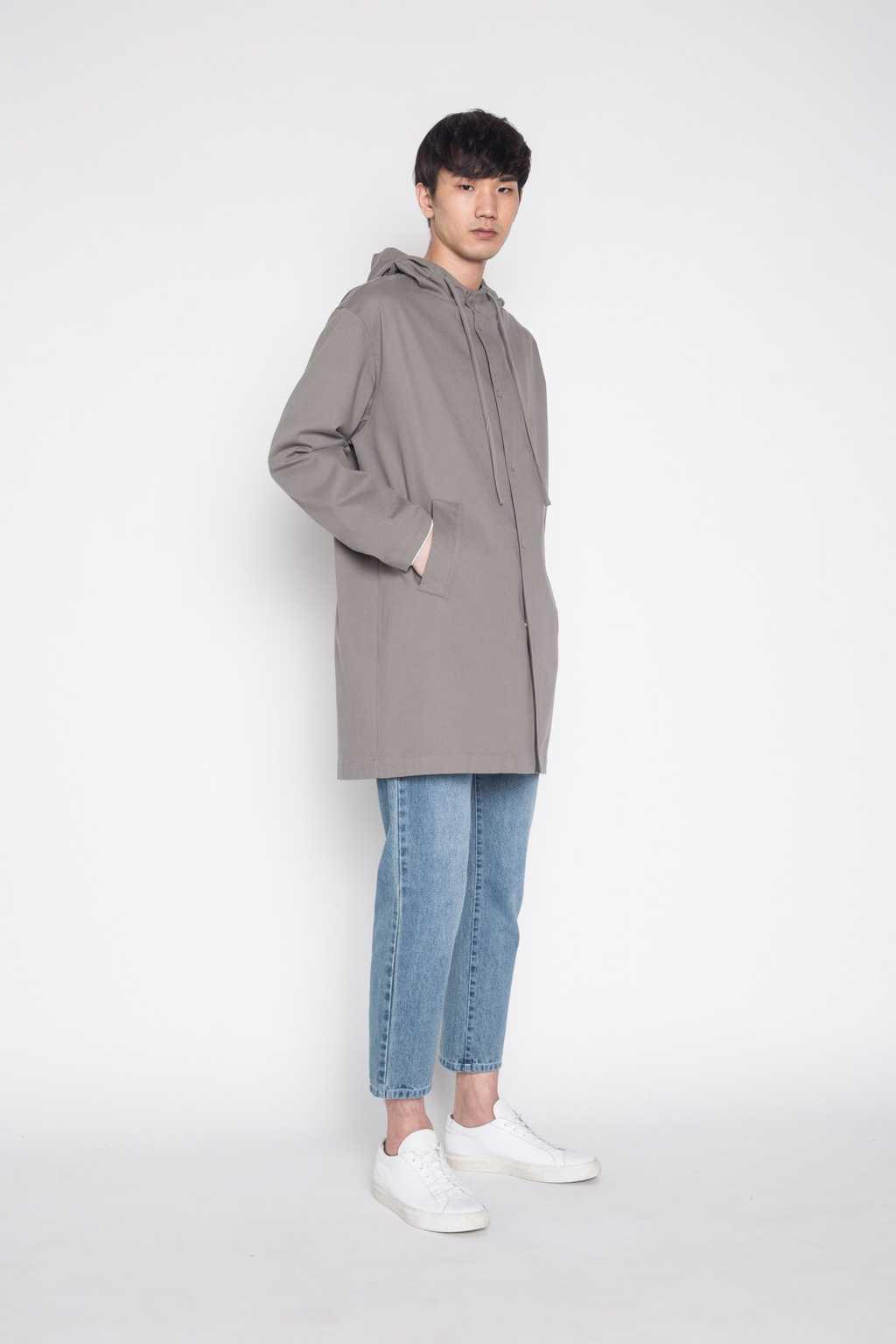 Jacket 575M Gray 2