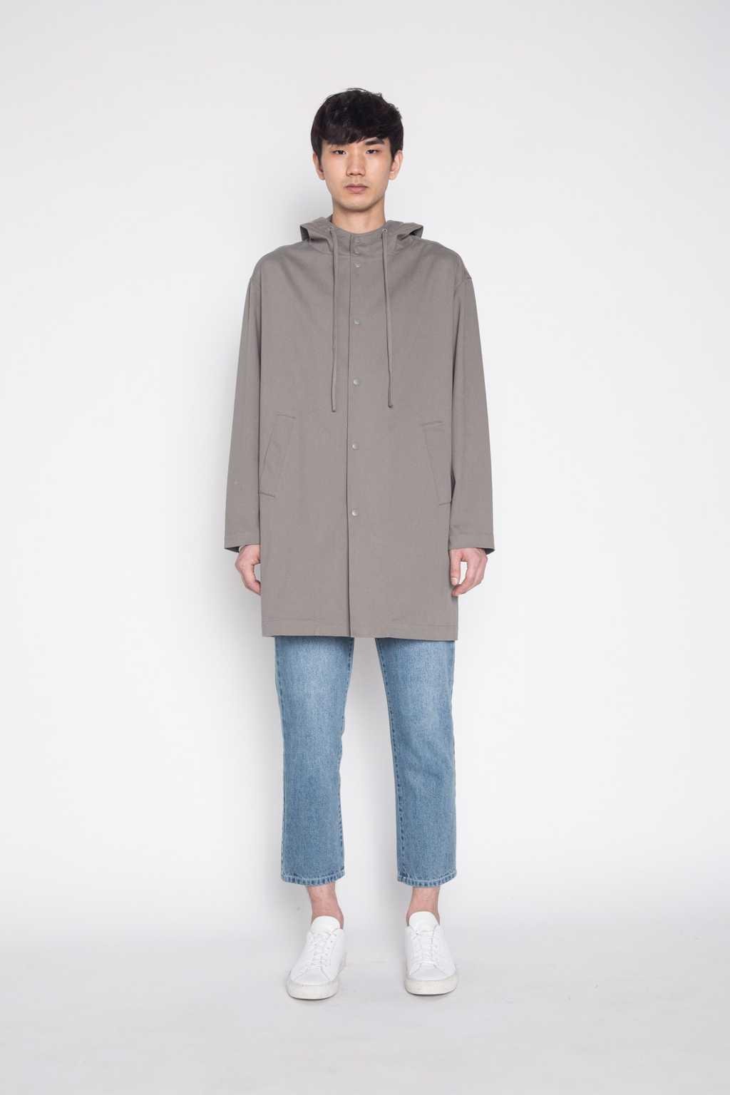 Jacket 575M Gray 3