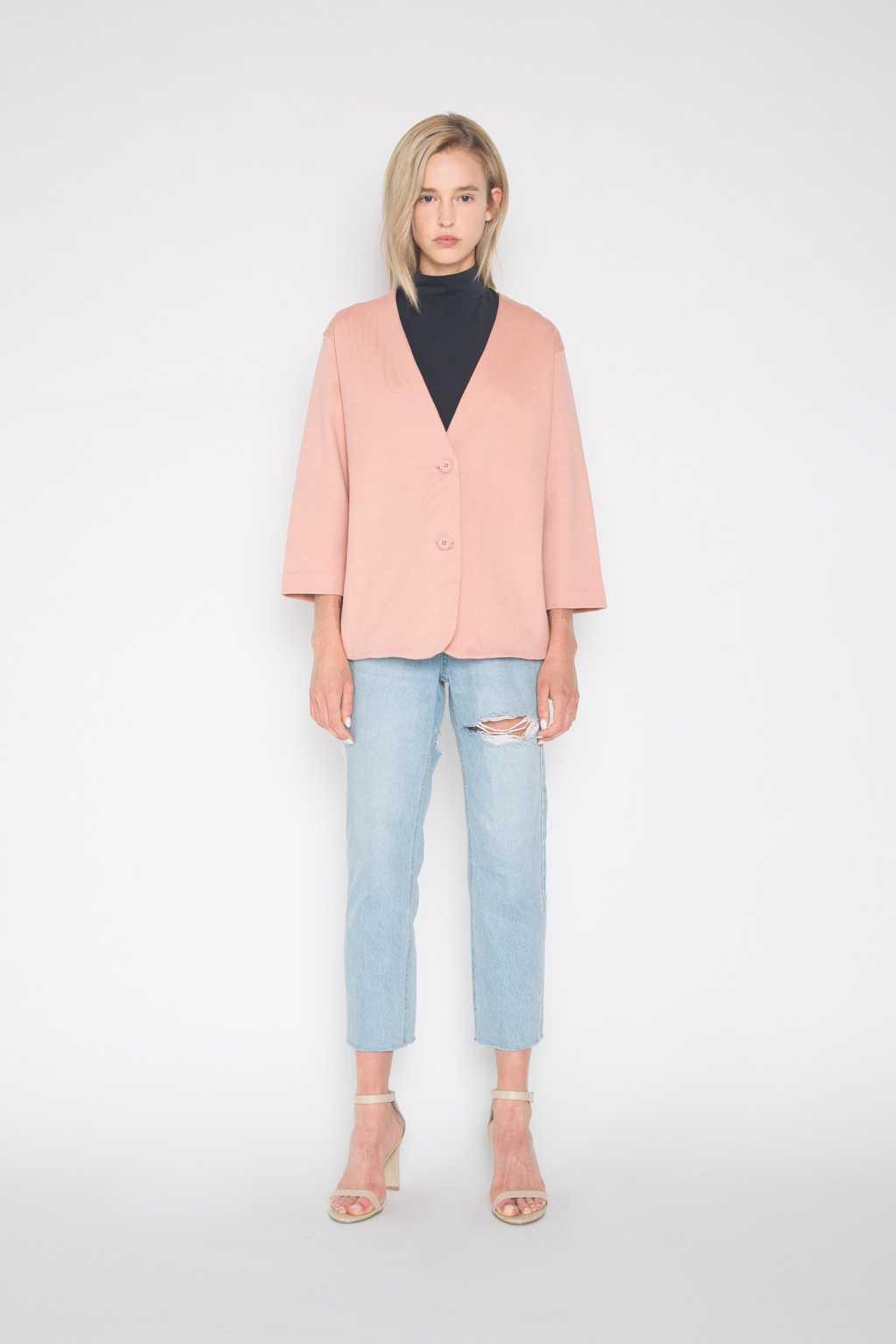 Jacket 732 Pink 1