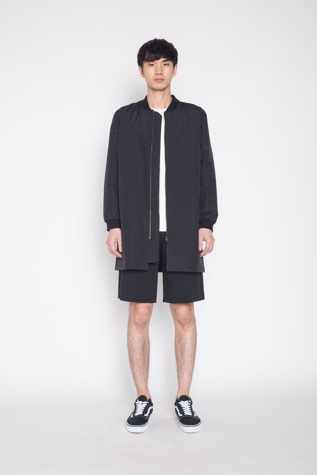 Jacket G004 Black 1