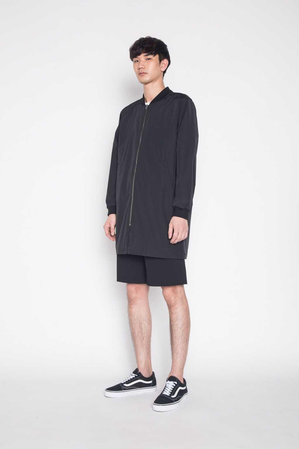 Jacket G004 Black 3