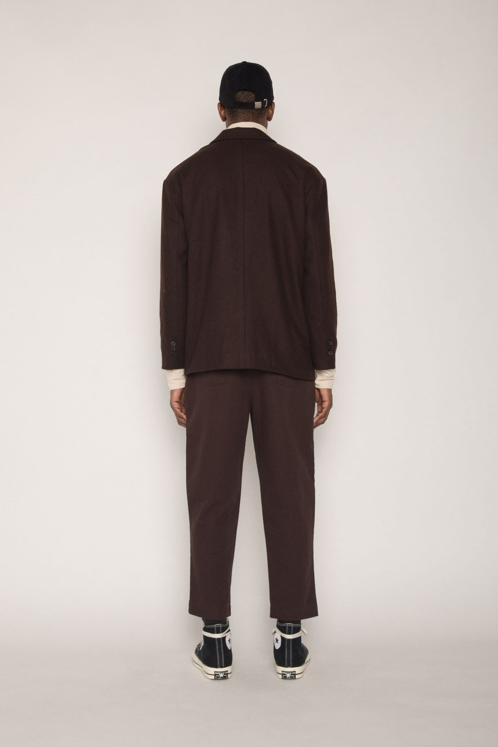 Jacket H023 Brown 4