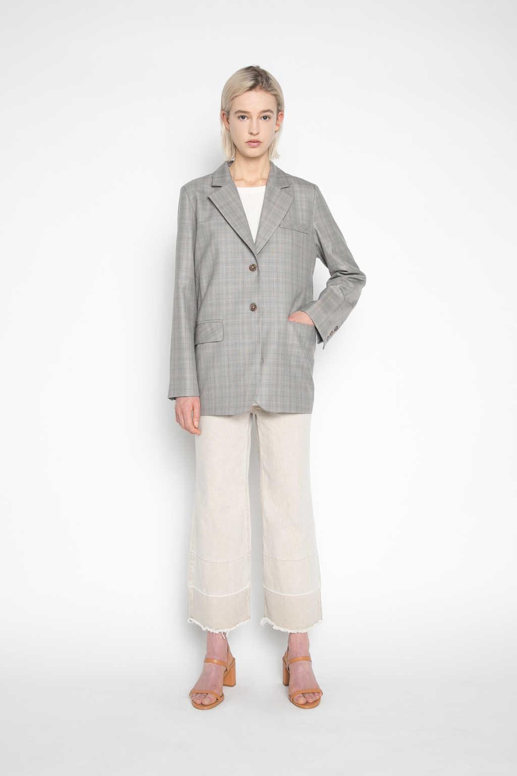 Jacket H026 Brown 1