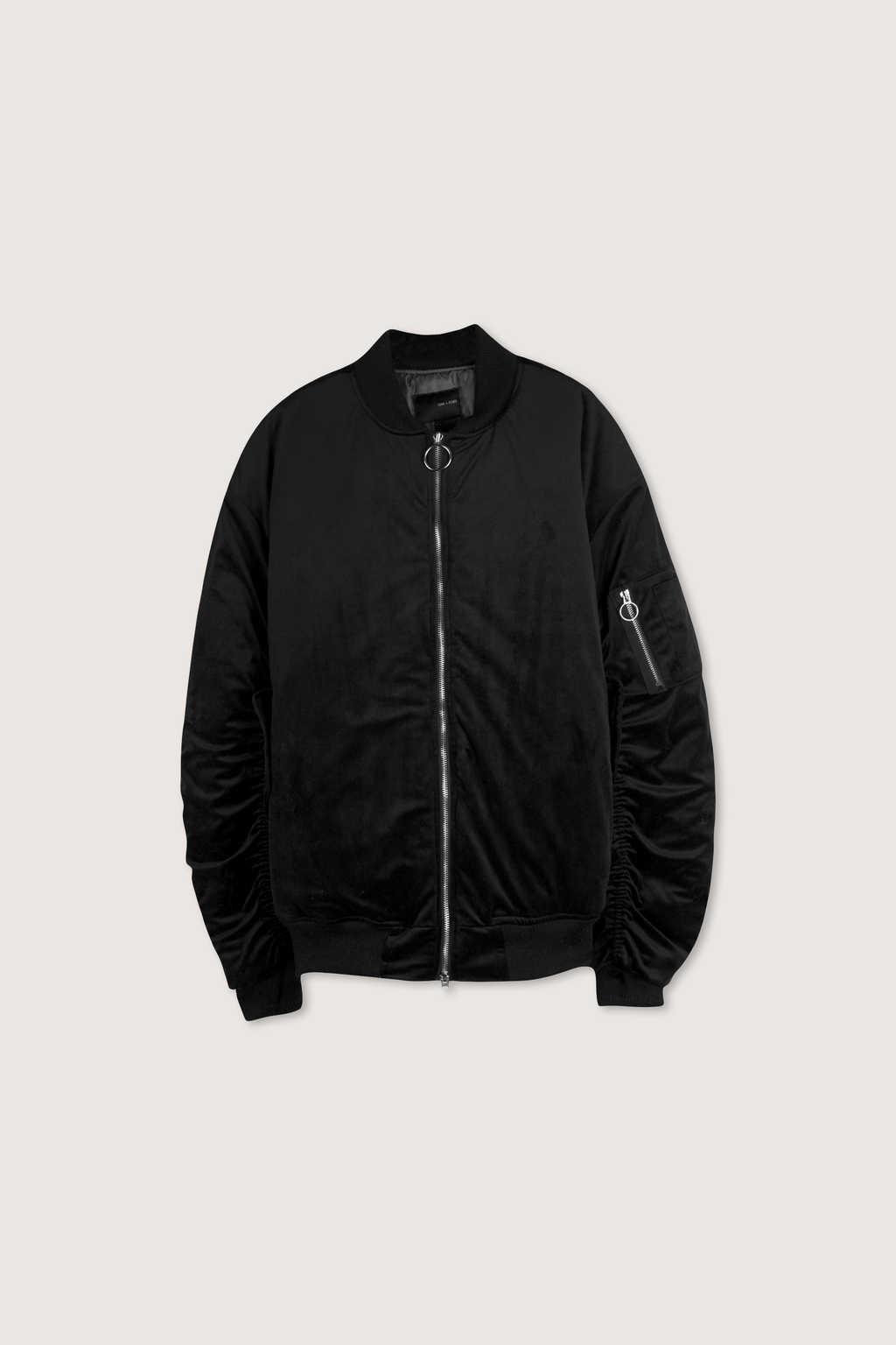 Jacket H037 Black 5