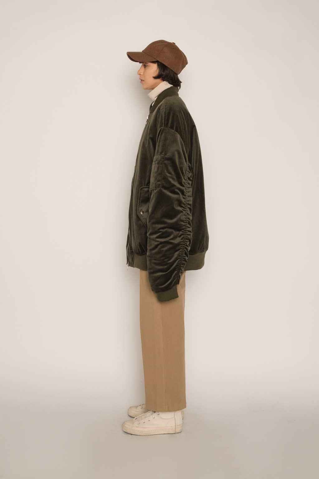 Jacket H037 Olive 3