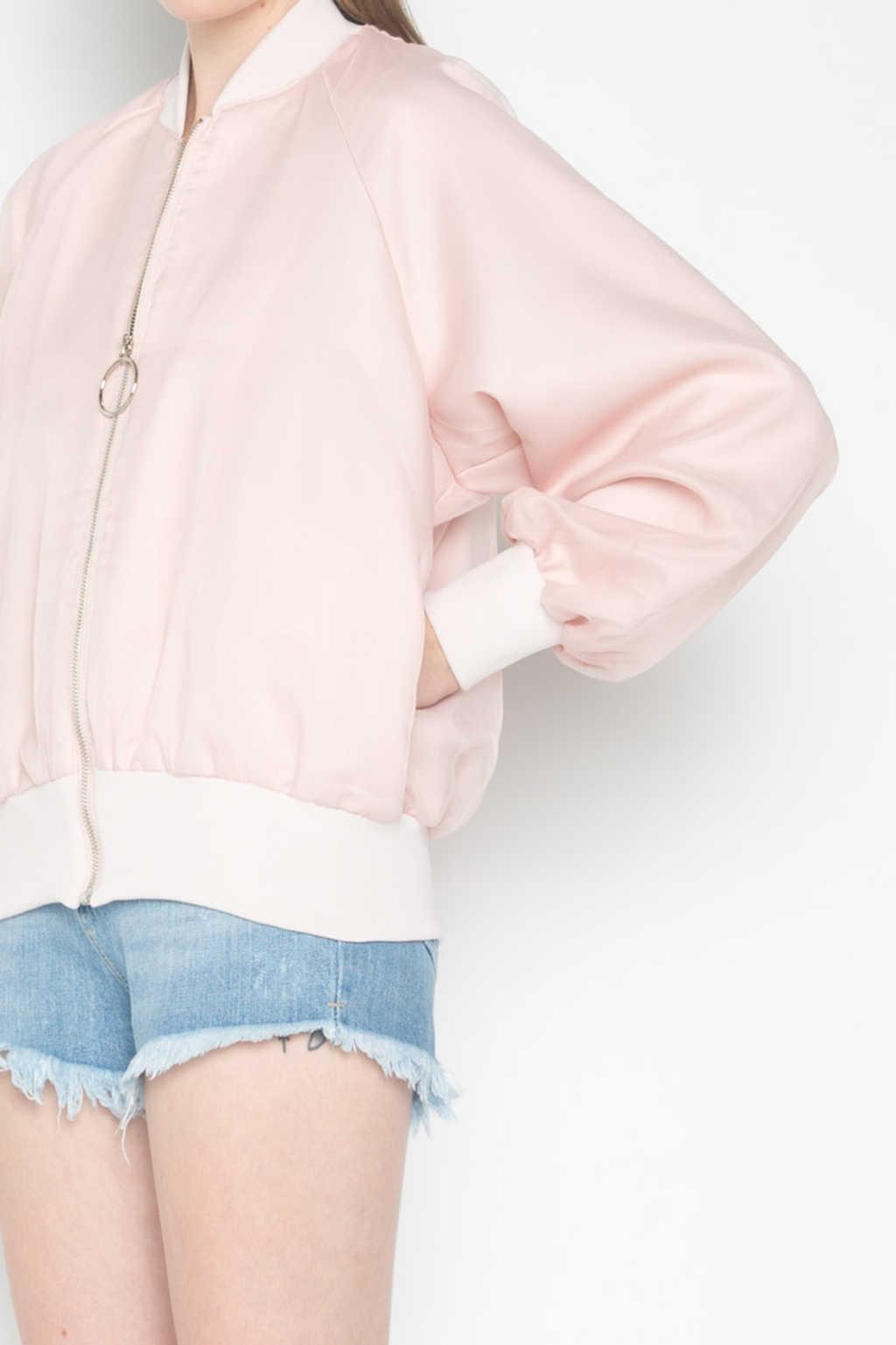 Jacket H091 Pink 2