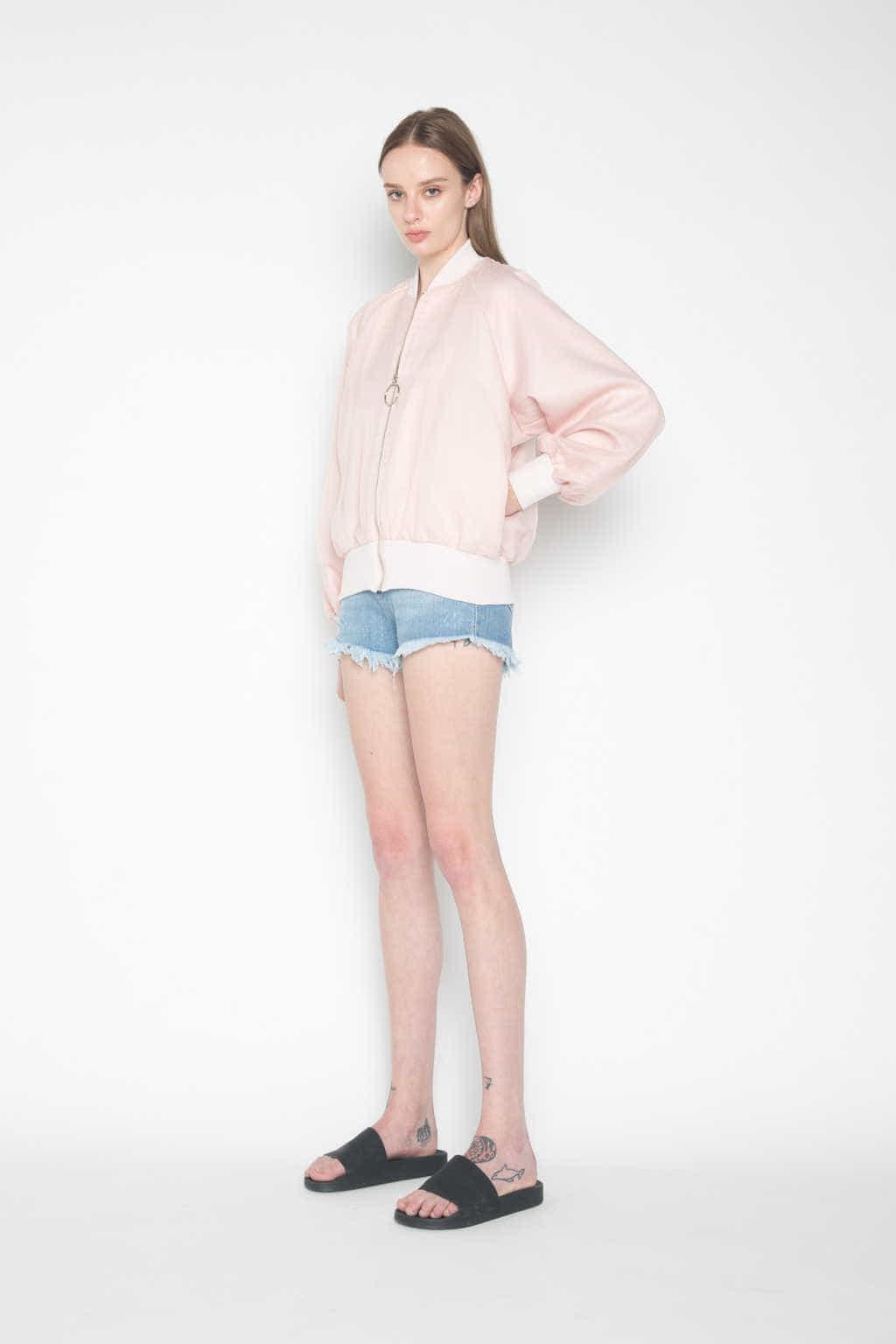 Jacket H091 Pink 3