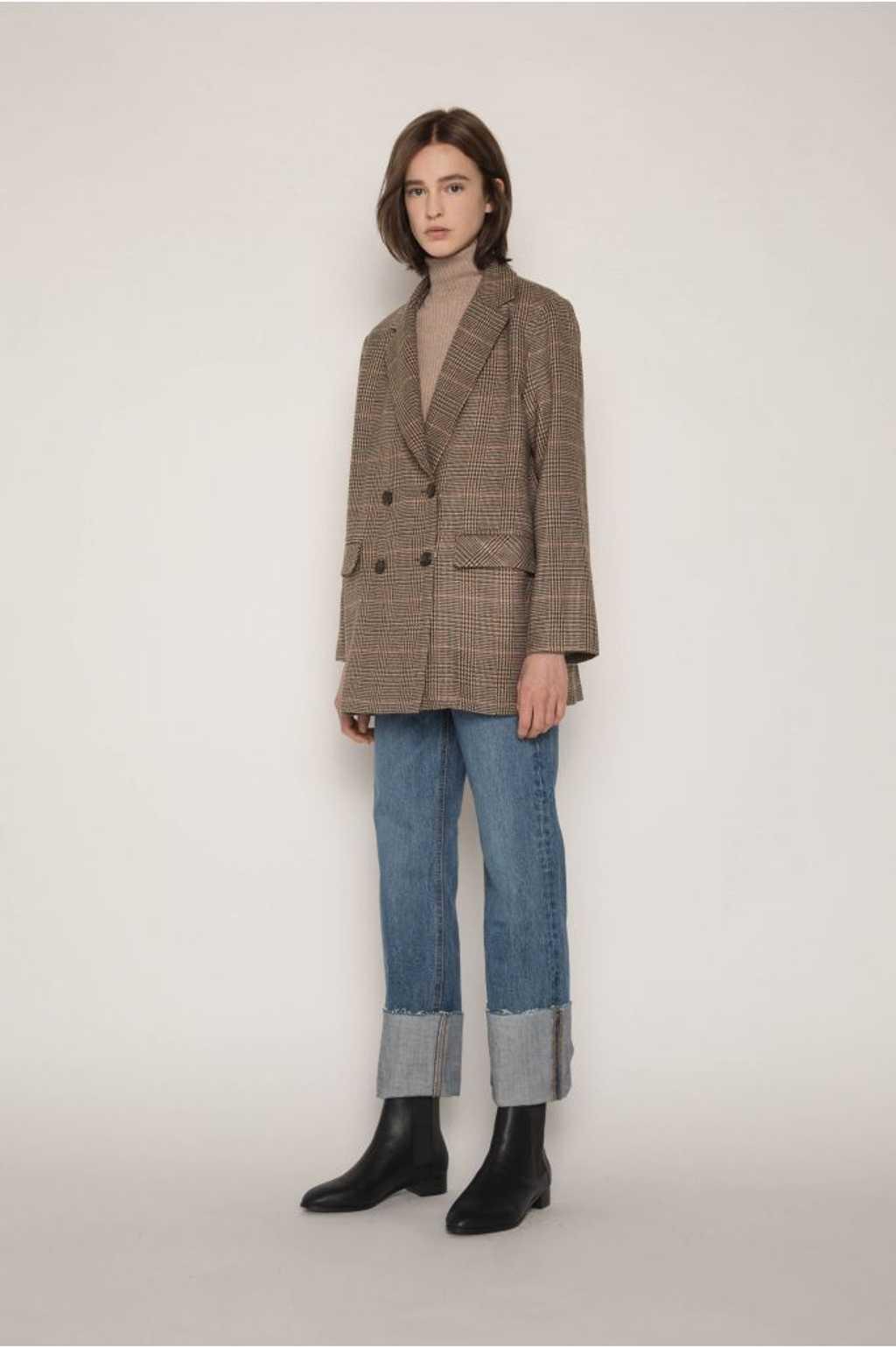 Jacket H136 Brown 1