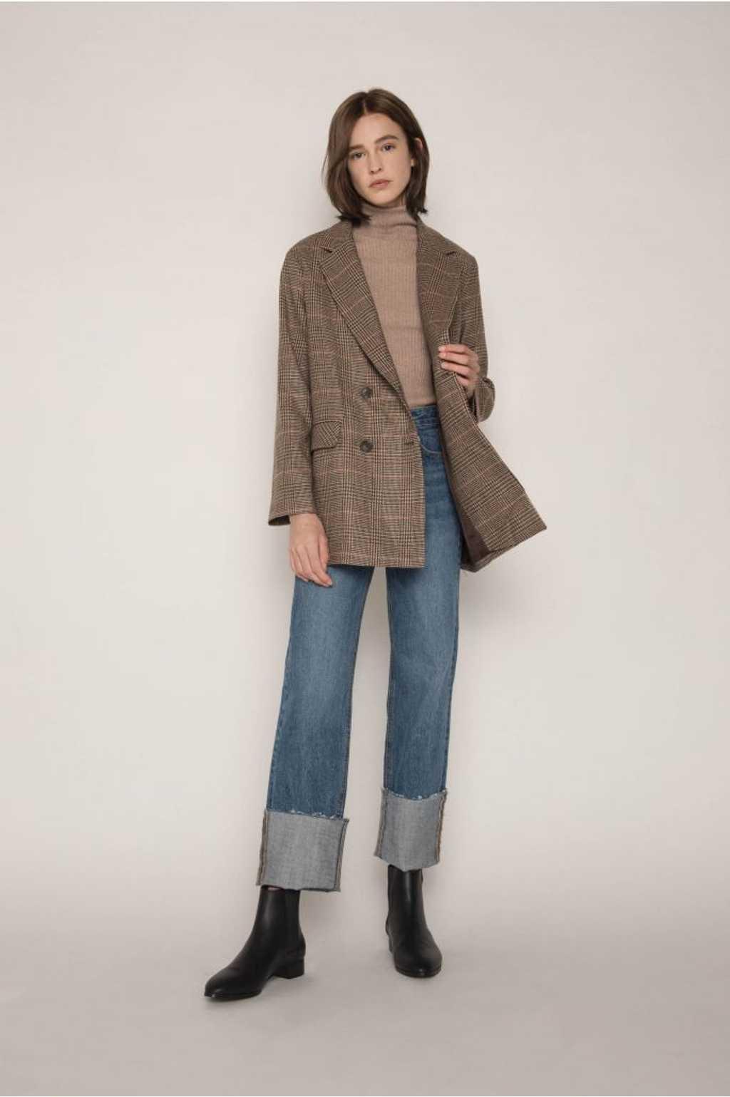 Jacket H136 Brown 2