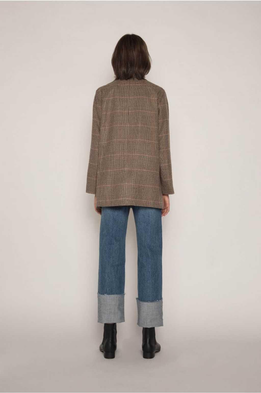 Jacket H136 Brown 4