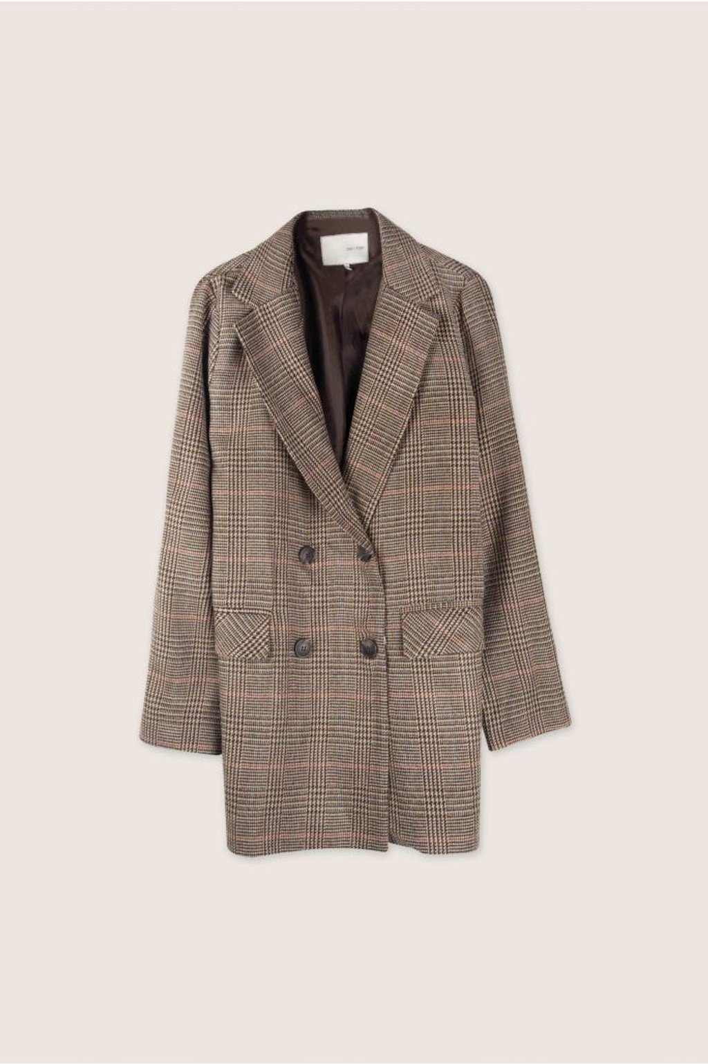 Jacket H136 Brown 5