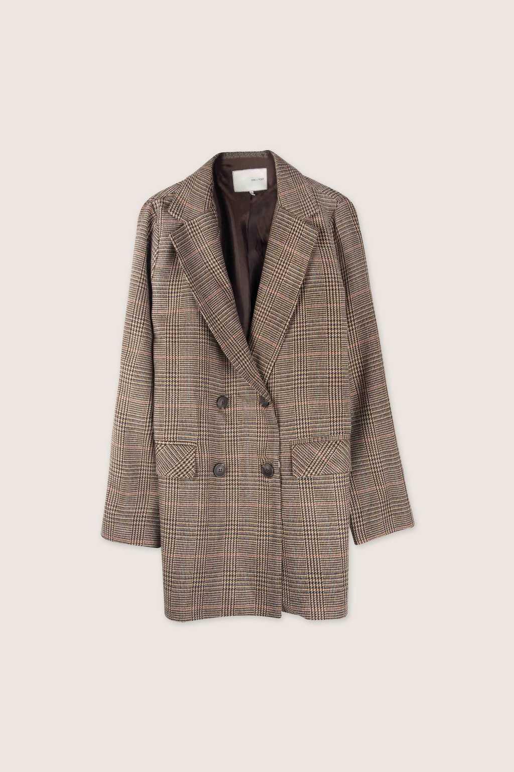 Jacket H136 Brown 7