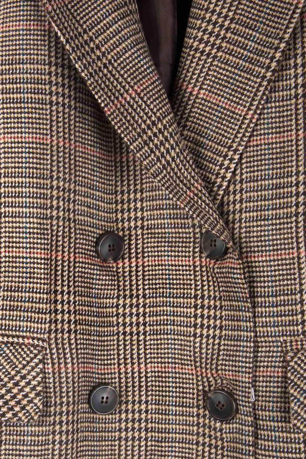 Jacket H136 Brown 8