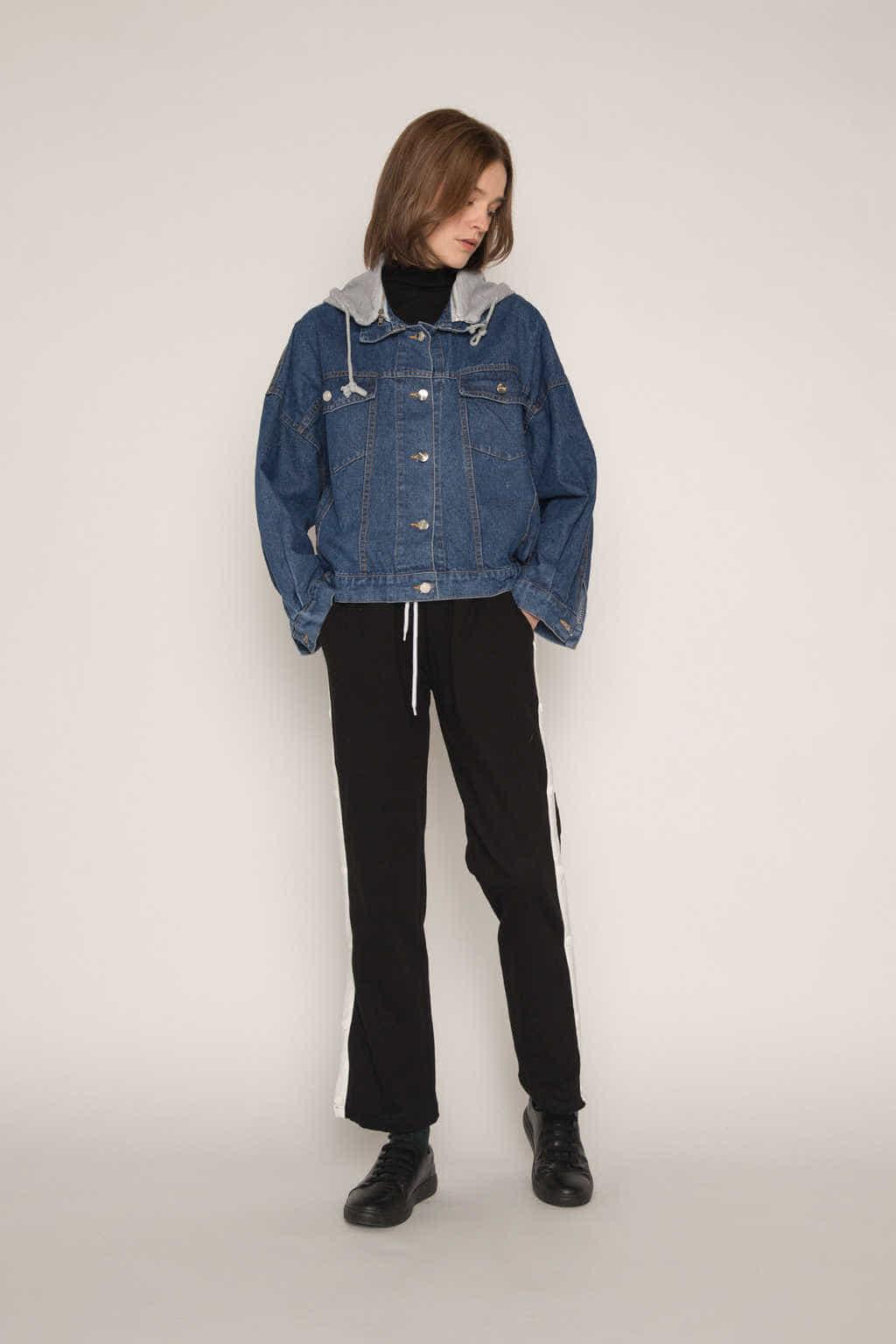 Jacket H142 Indigo 1