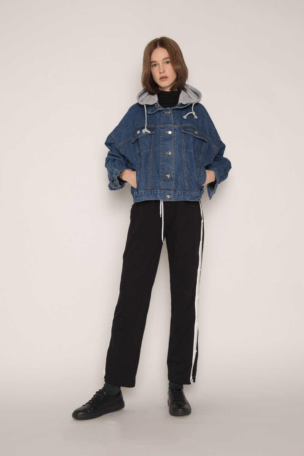 Jacket H142 Indigo 4