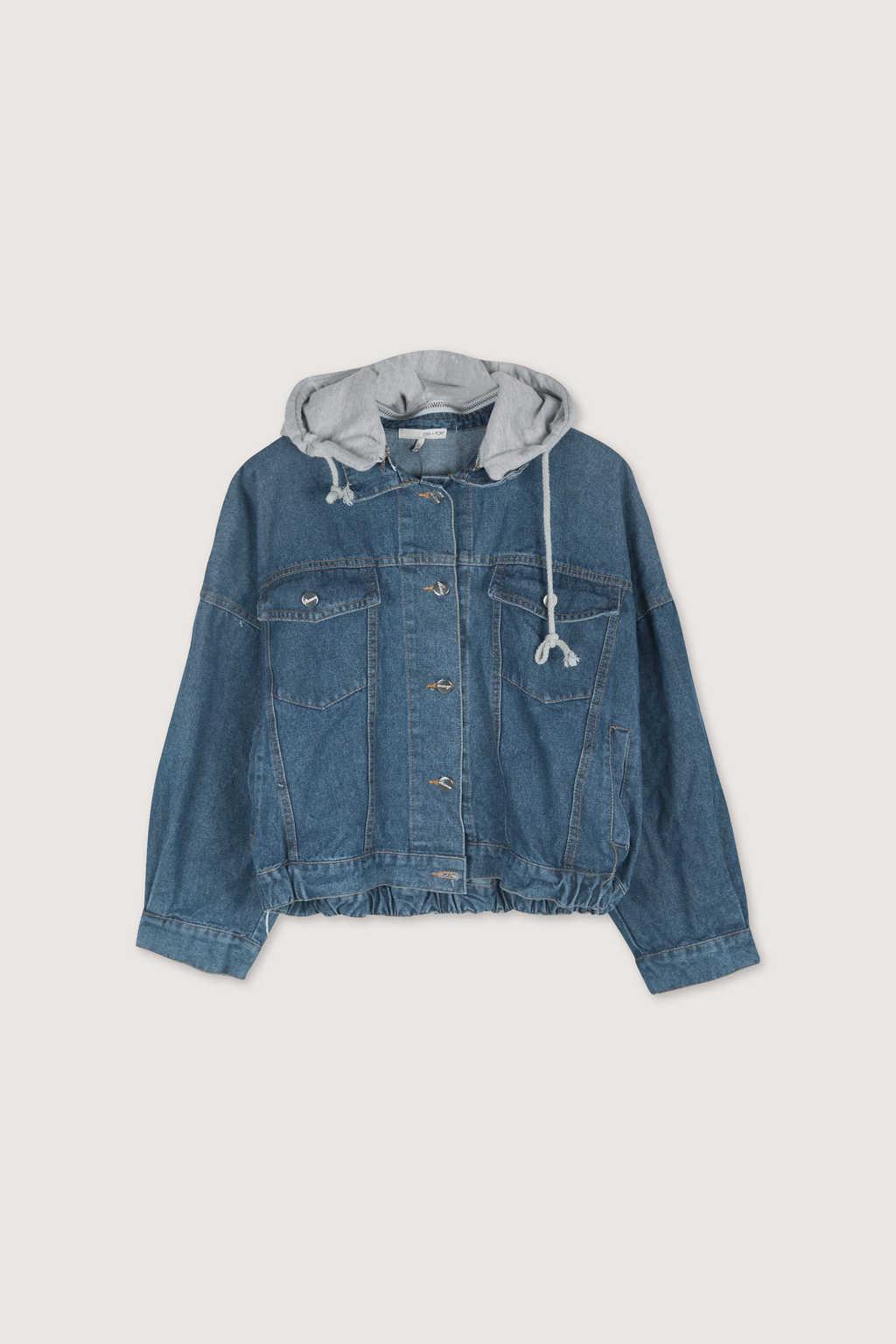 Jacket H142 Indigo 5