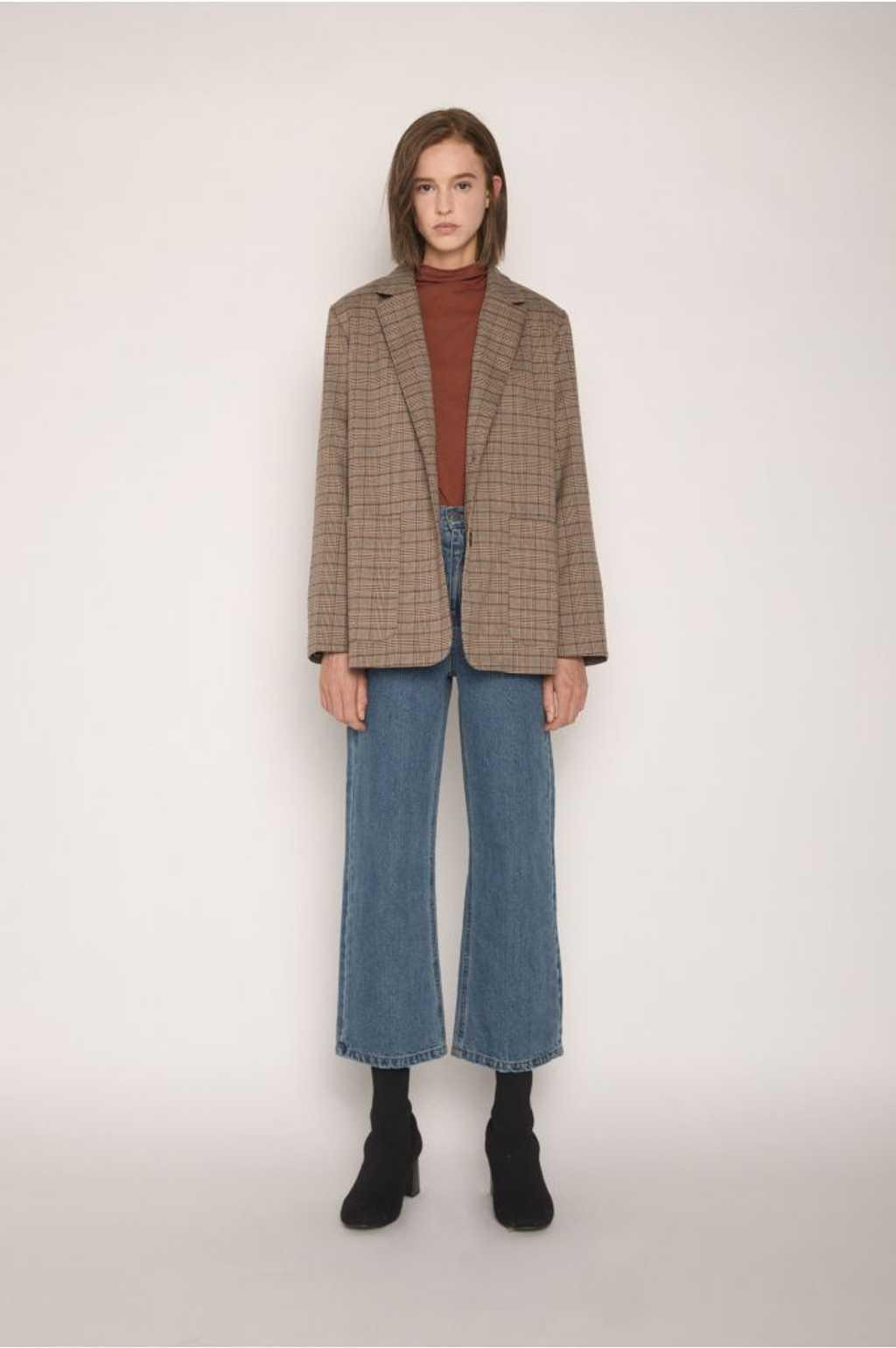 Jacket H146 Brown 1