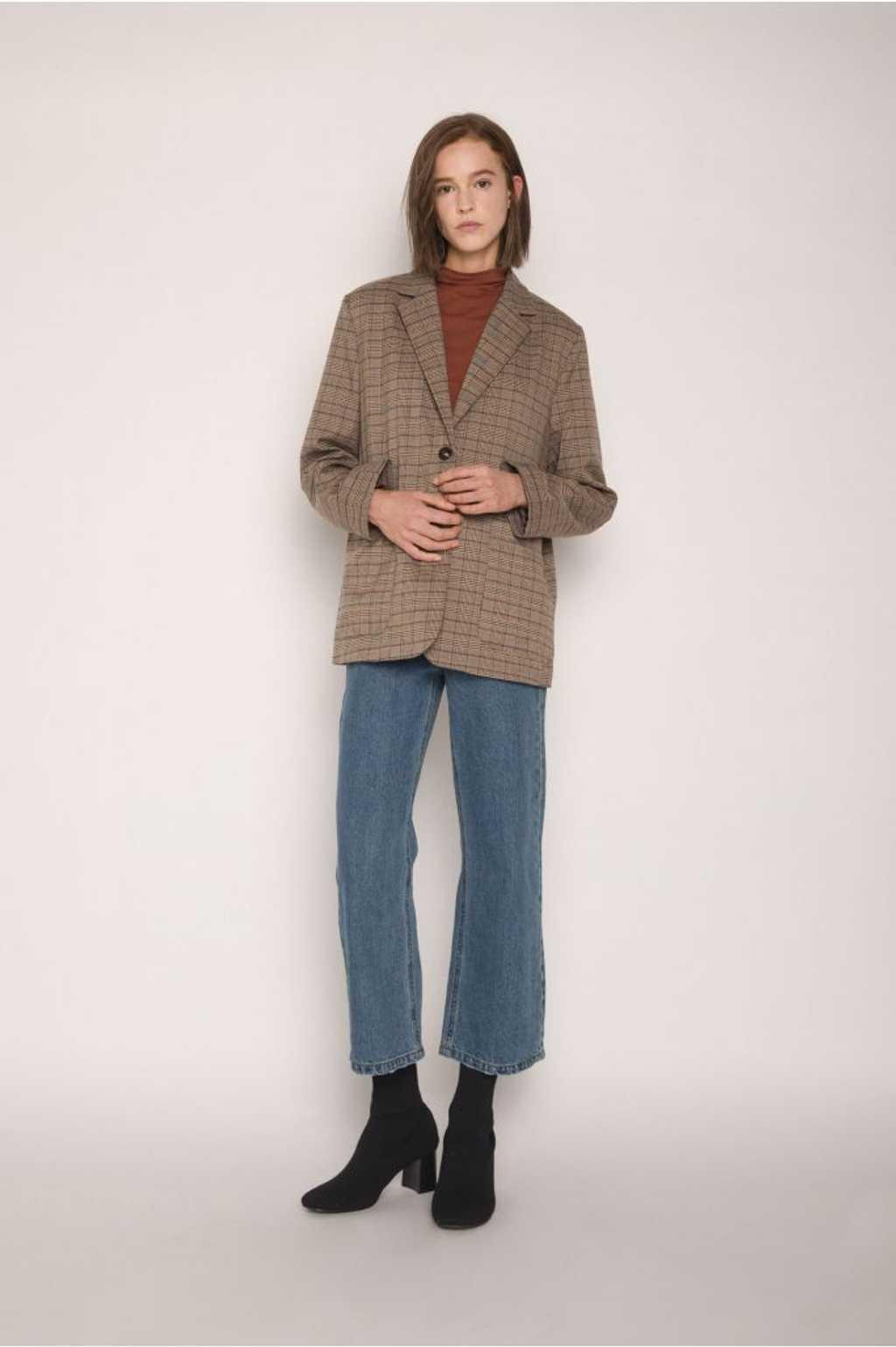 Jacket H146 Brown 2