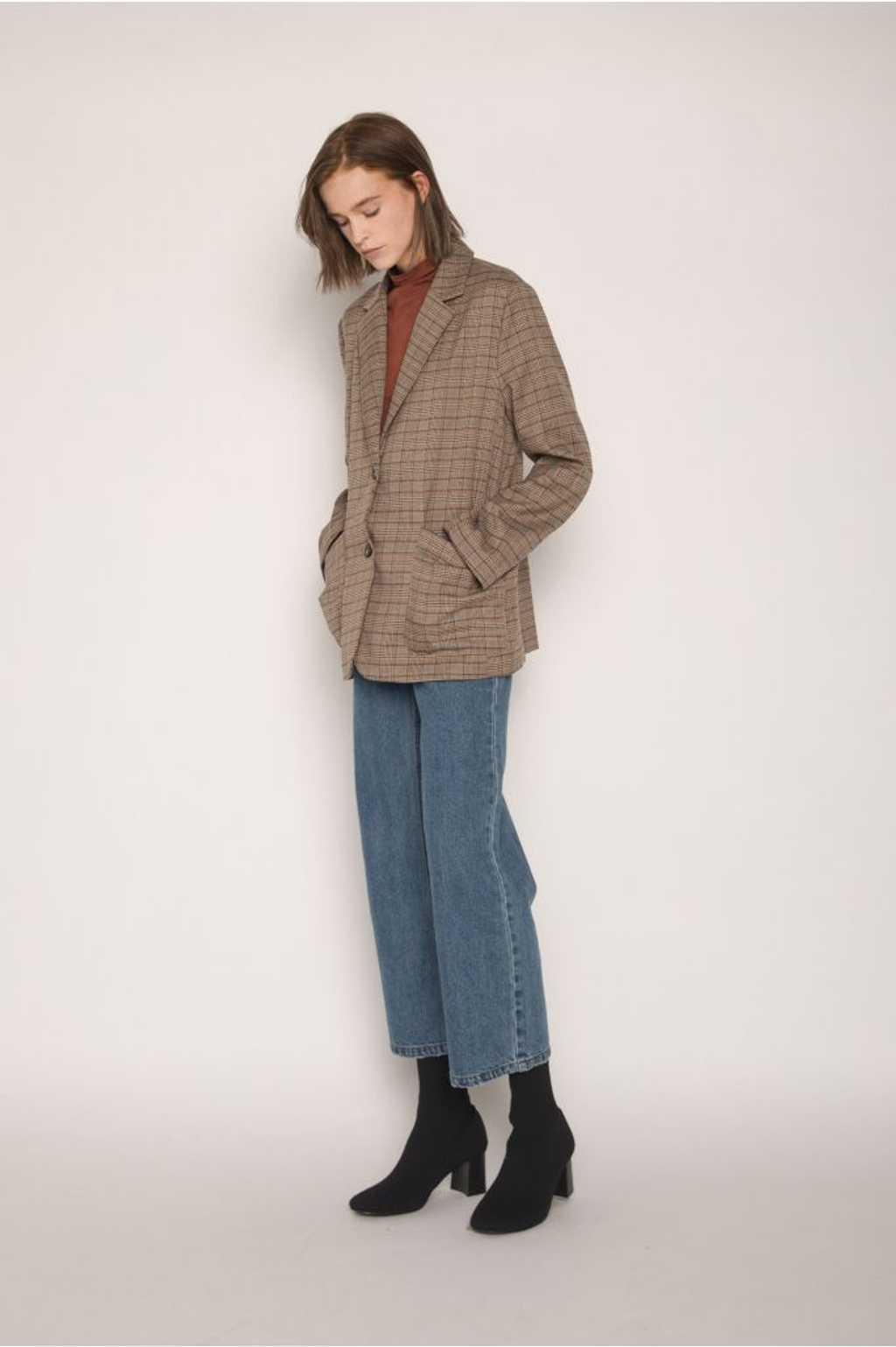 Jacket H146 Brown 3