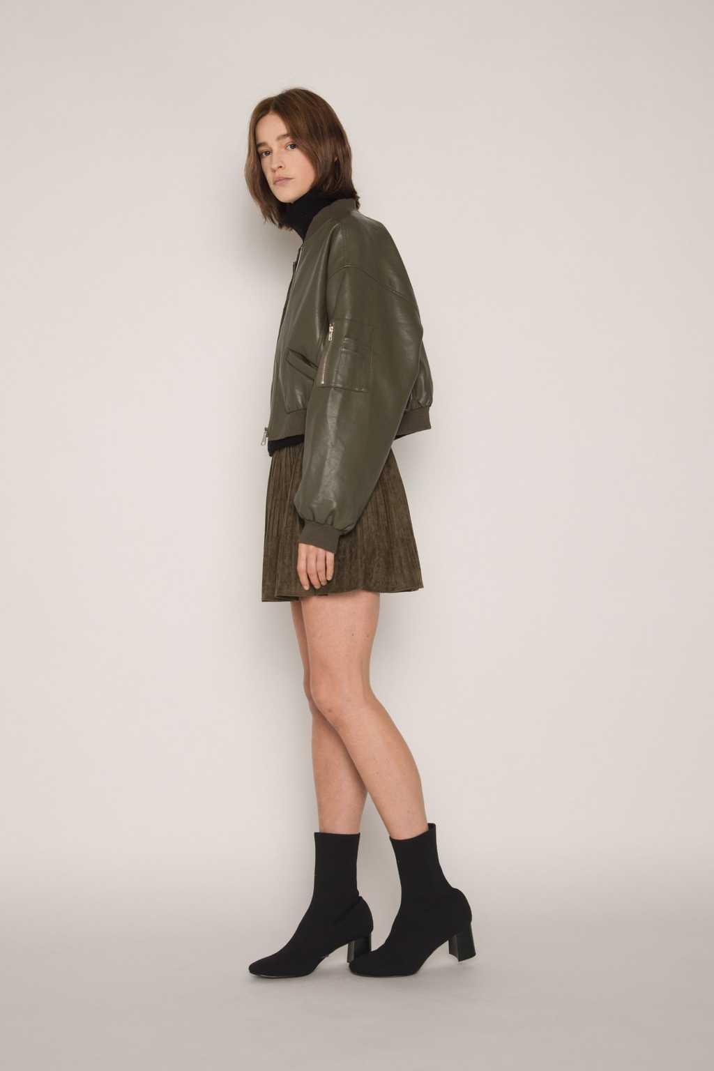 Jacket H150 Olive 2
