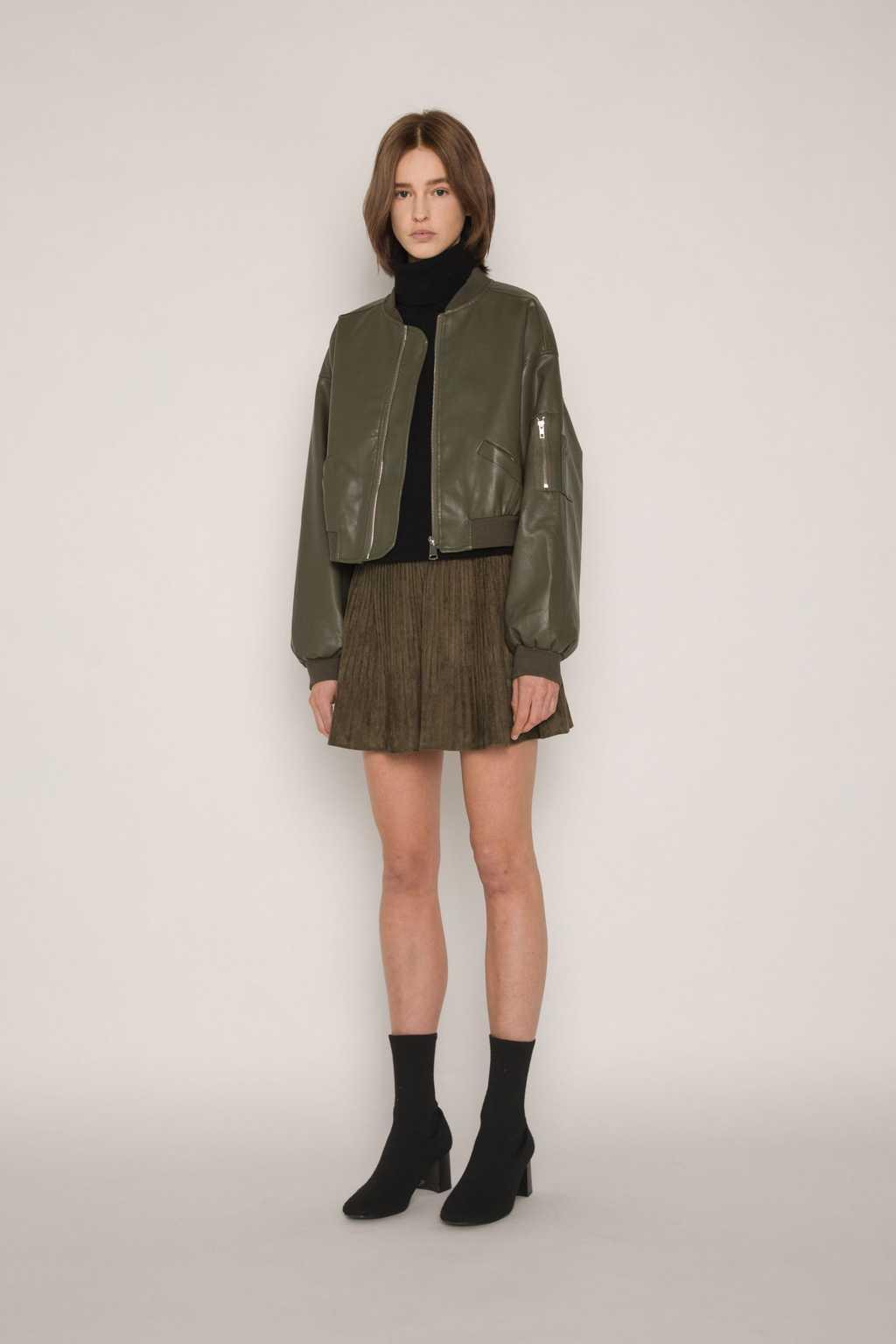 Jacket H150 Olive 3
