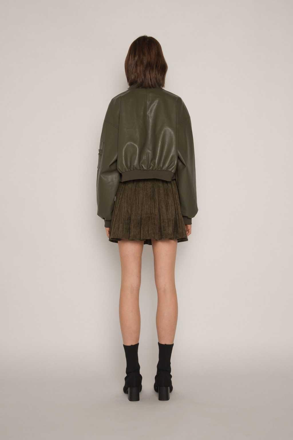 Jacket H150 Olive 4
