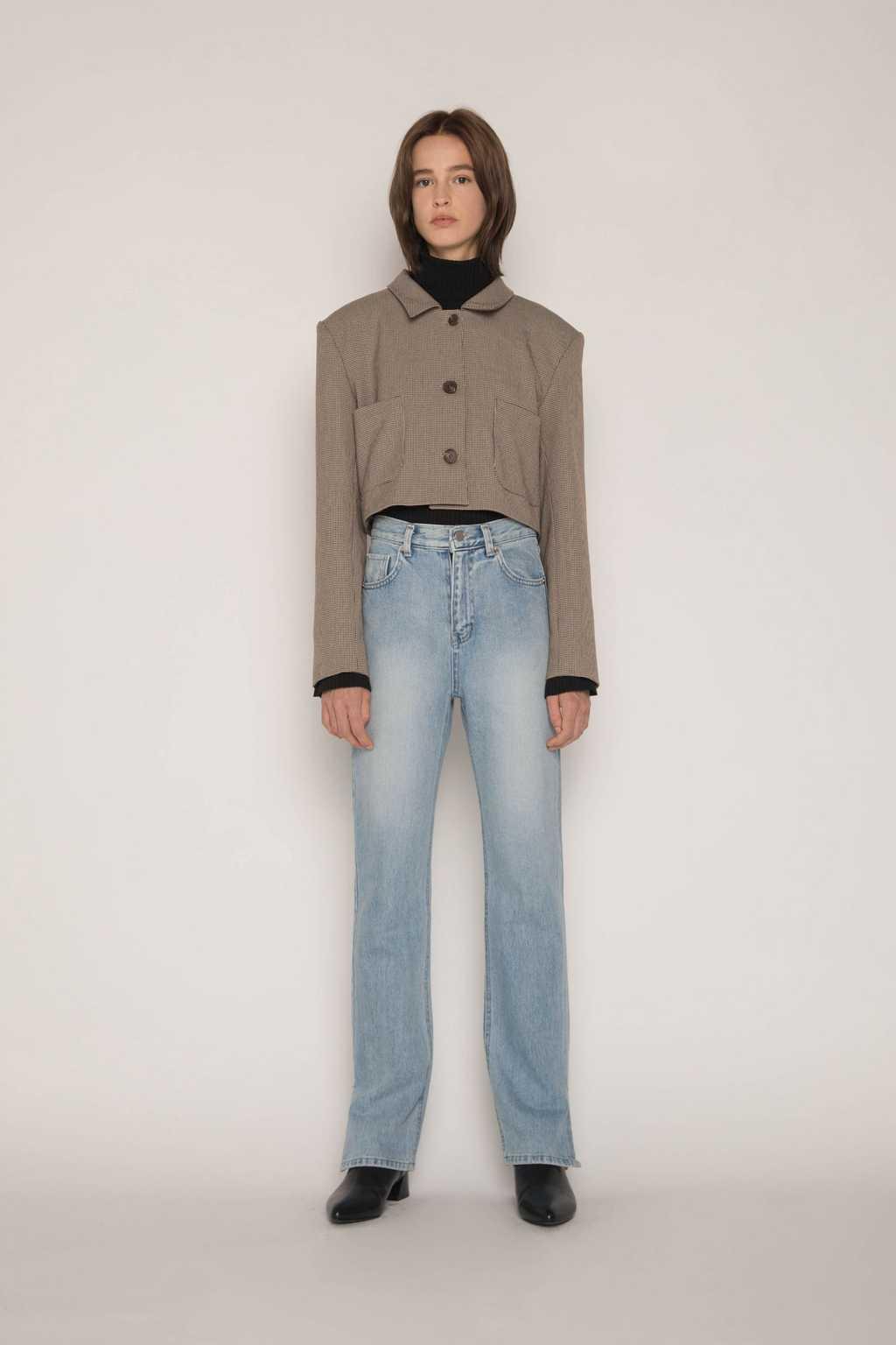 Jacket H152 Brown 1