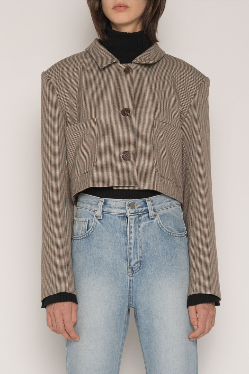 Jacket H152 Brown 2